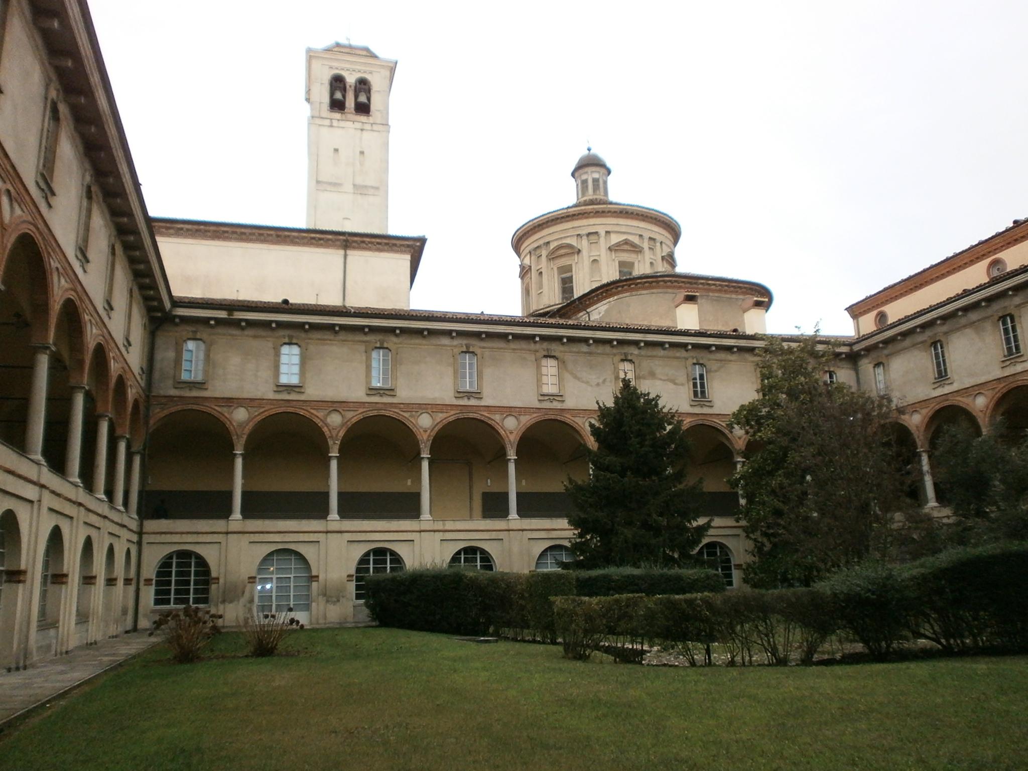 Museo Della Scienza E Della Tecnica.File Museo Della Scienza E Della Tecnica Milano Cortile Interno