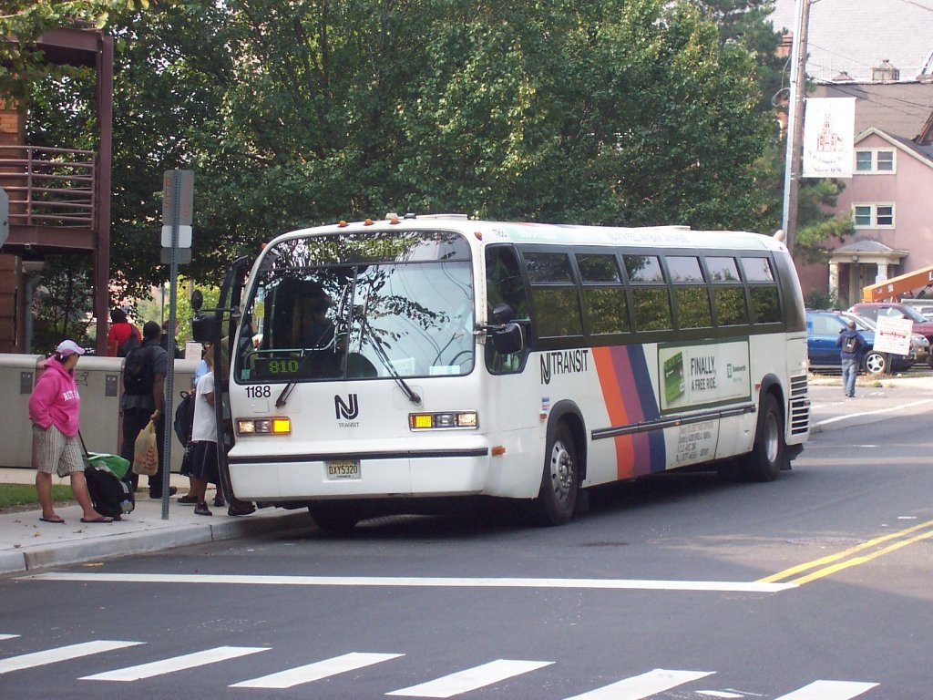 List of NJ Transit bus routes 800880 Wikipedia