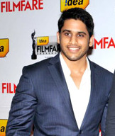 Naga Chaitanya at the 60th South Filmfare Awards.jpg