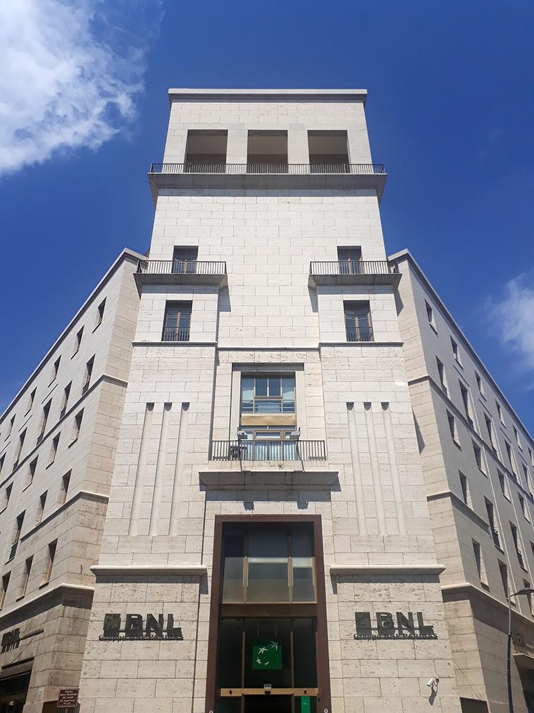 Lavoro Come Architetto Napoli palazzo della banca nazionale del lavoro - wikipedia