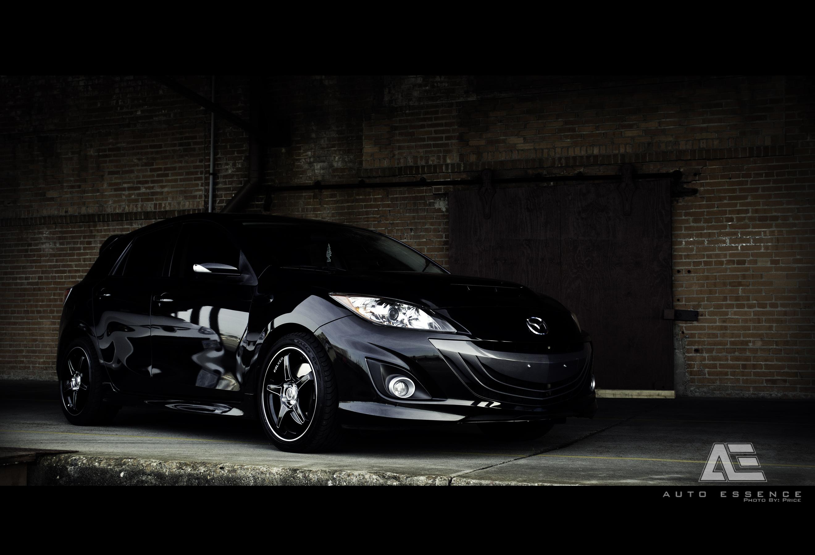 Mazdaspeed  Car Seat Anchor