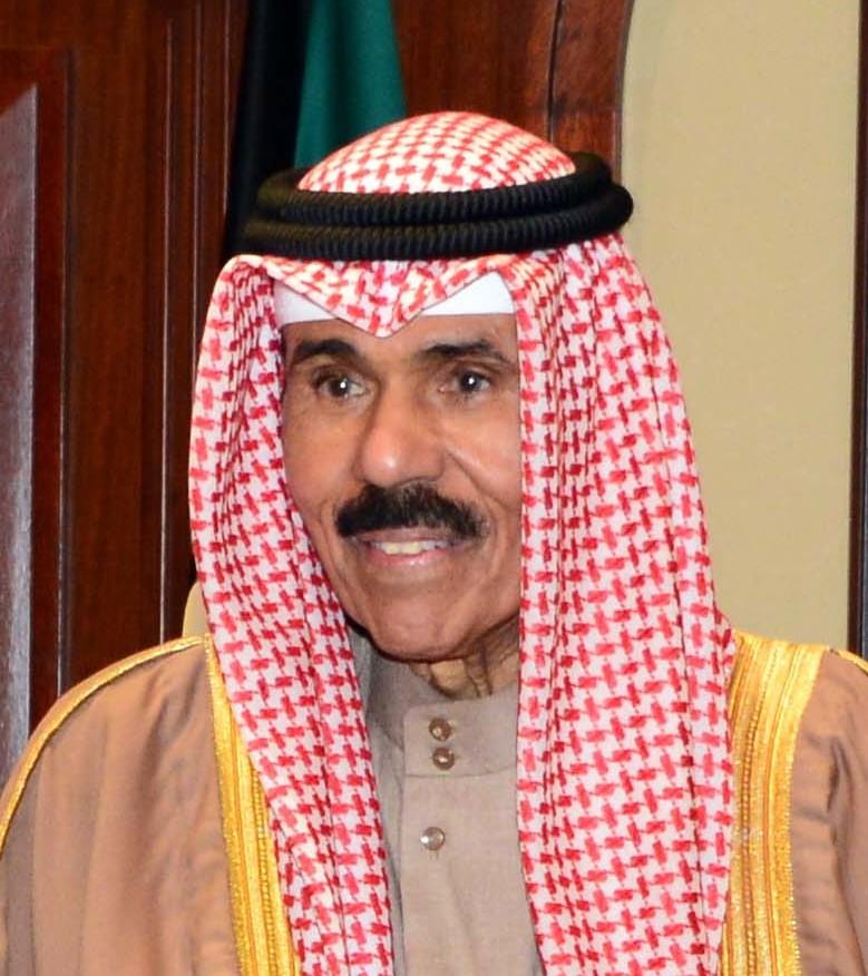 nawaf al ahmad al jaber al sabah wikipedia