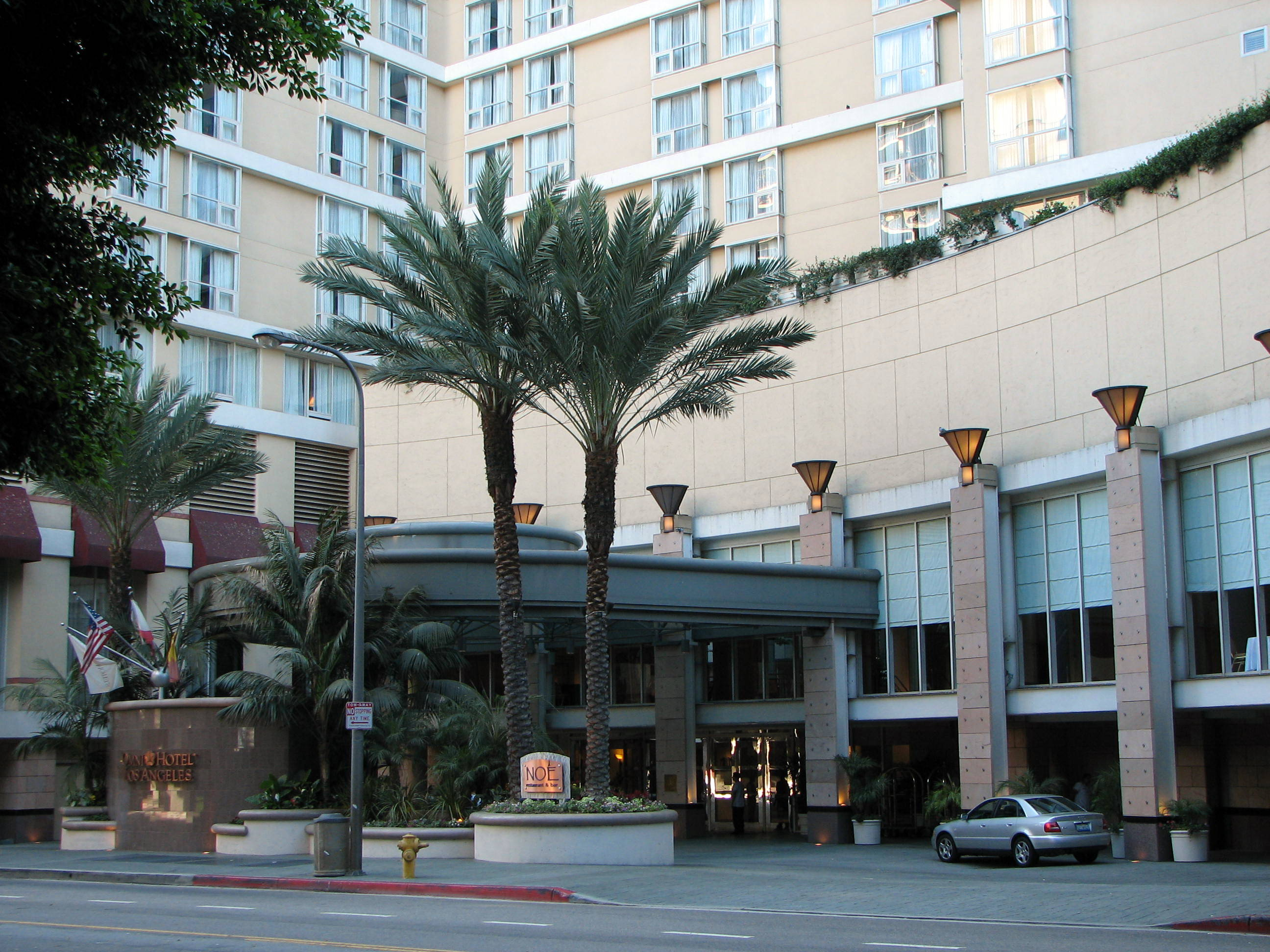 Omni Hotel Los Angeles Room Rates
