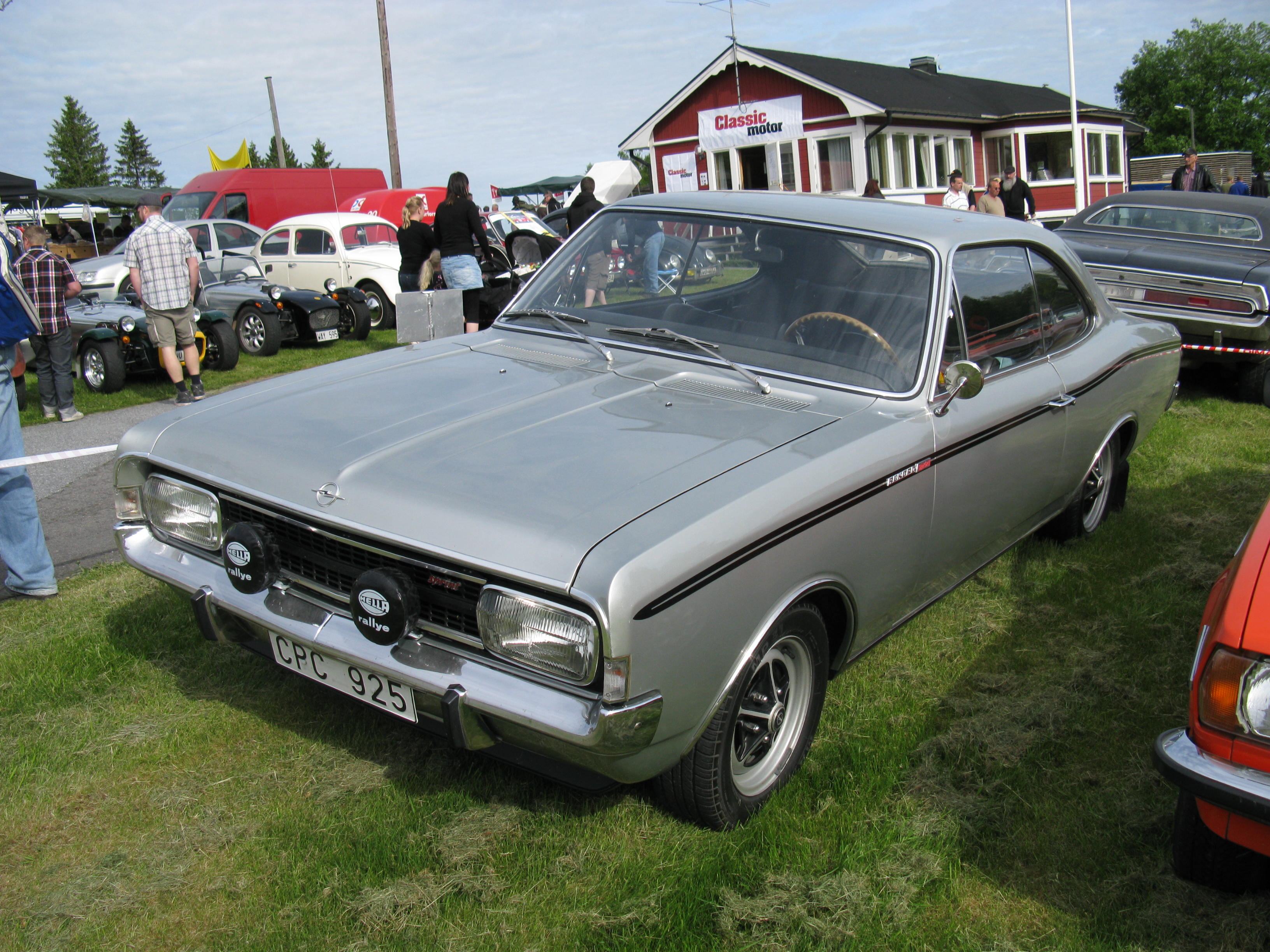 File Opel Rekord Sprint Coupe 4692092692 Jpg Wikimedia Commons