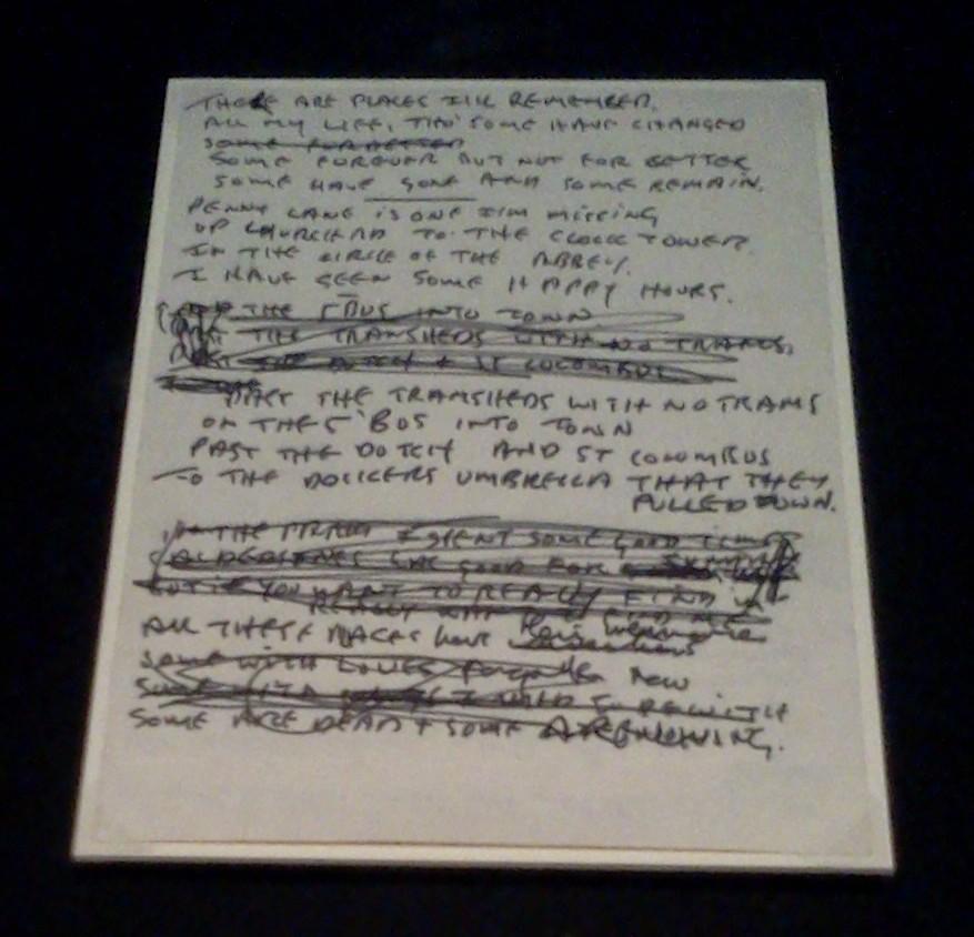 Lyric starboy lyrics : Paper writer beatles lyrics in my life