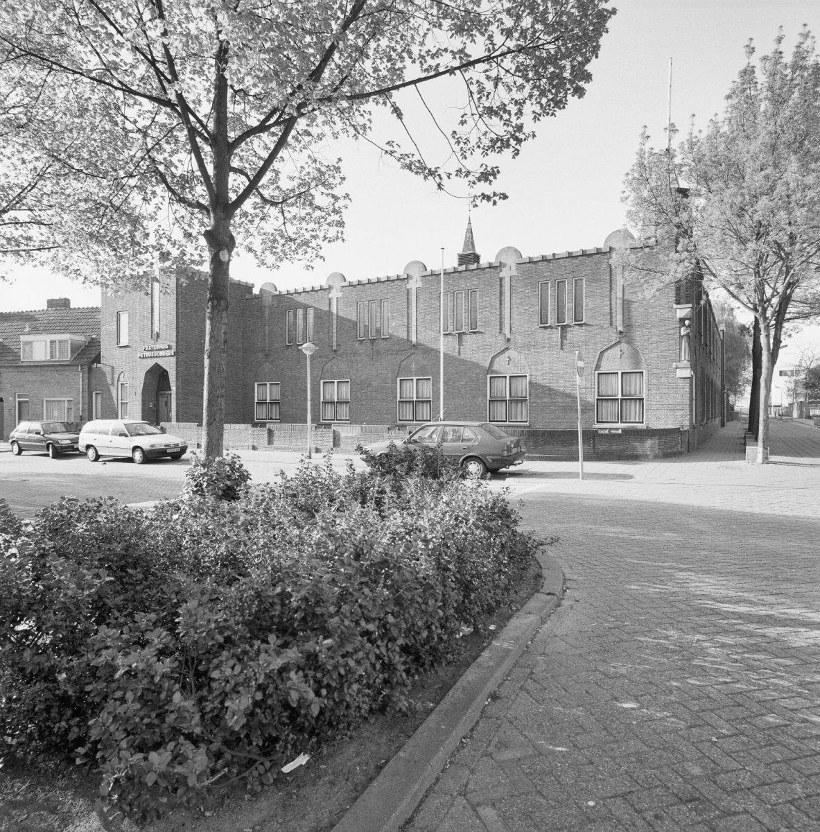 Fraterhuis petrus donders wikipedia - Expressionistische architectuur ...