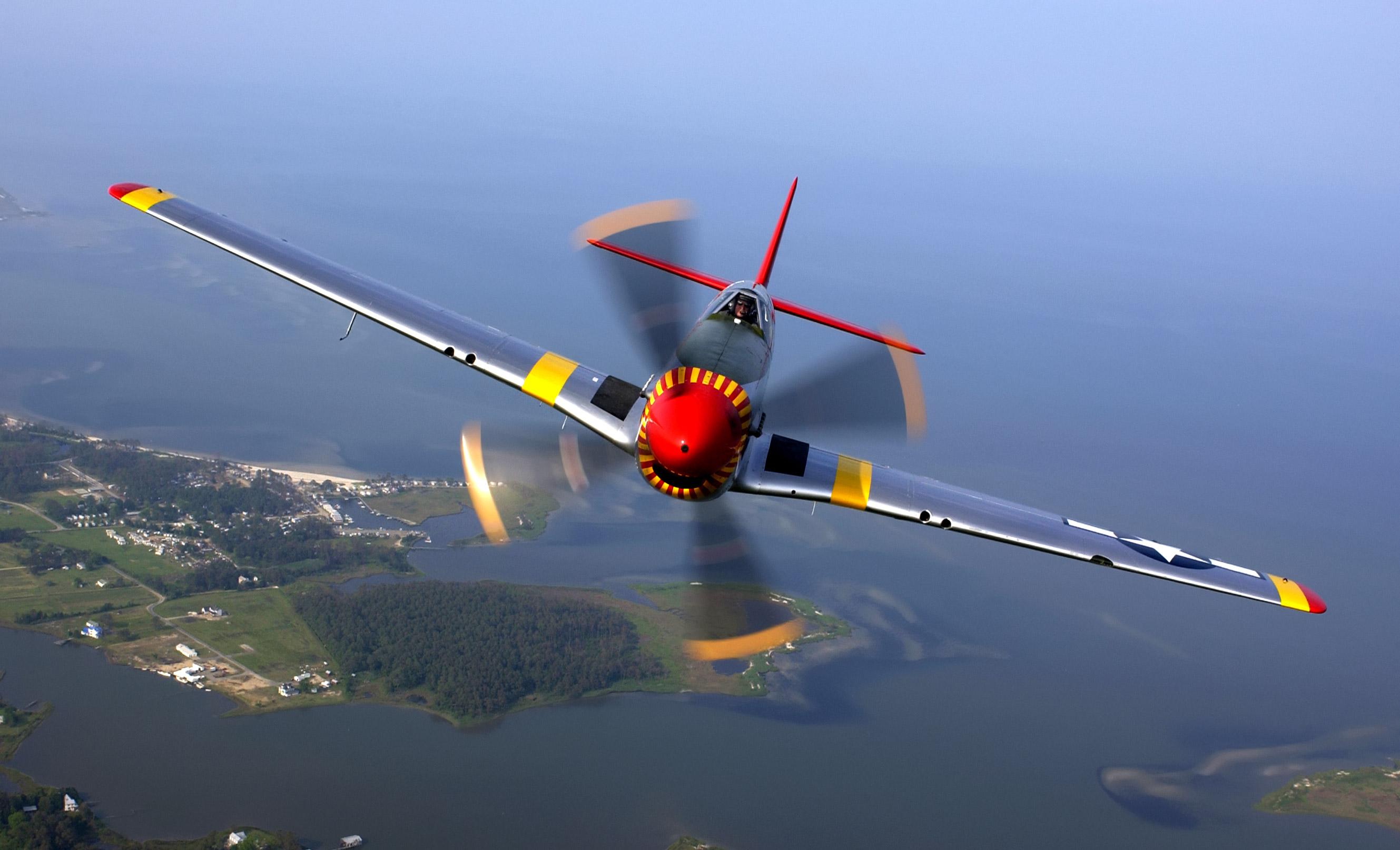 P-51 MustangB