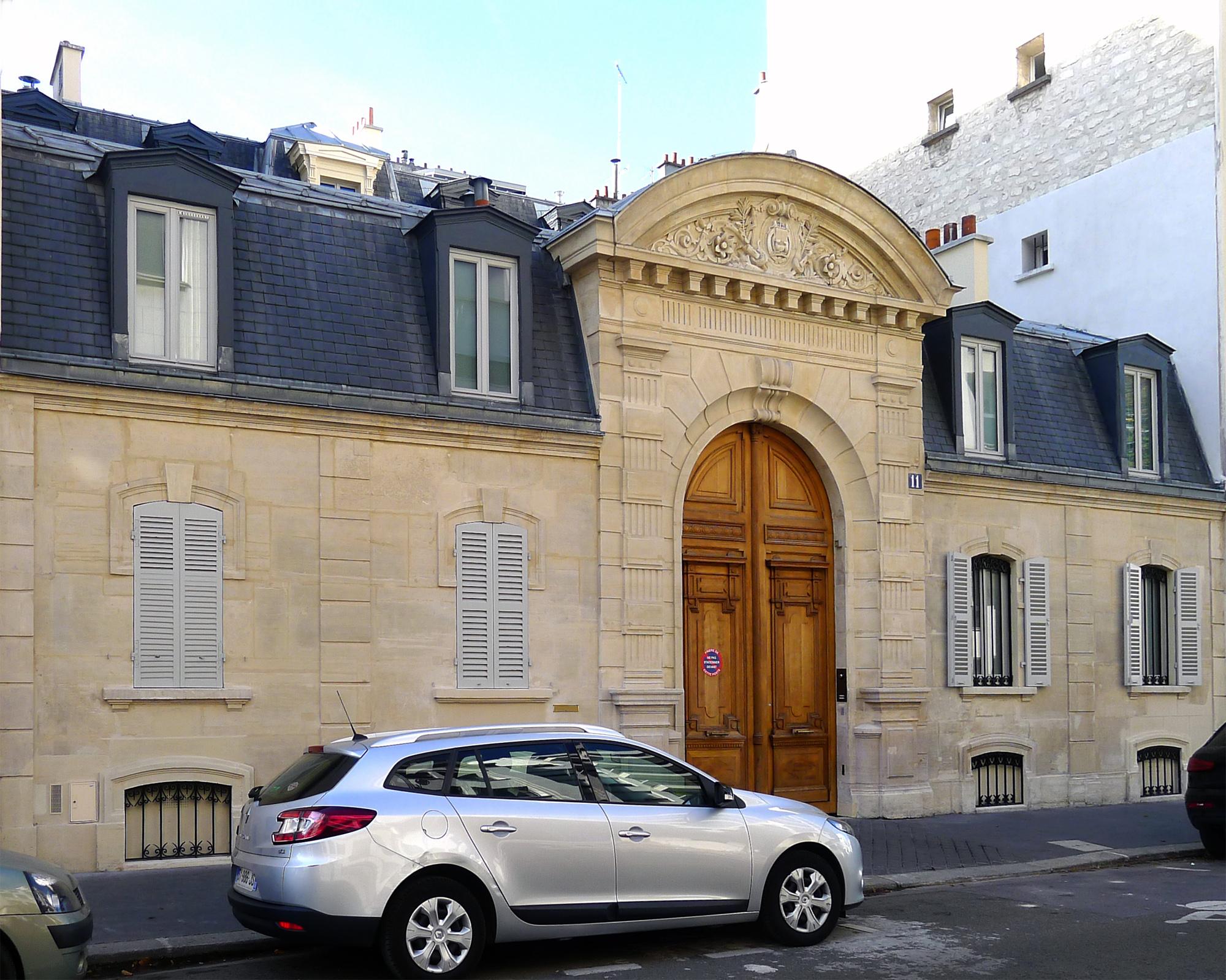 Hotel International Paris Eme