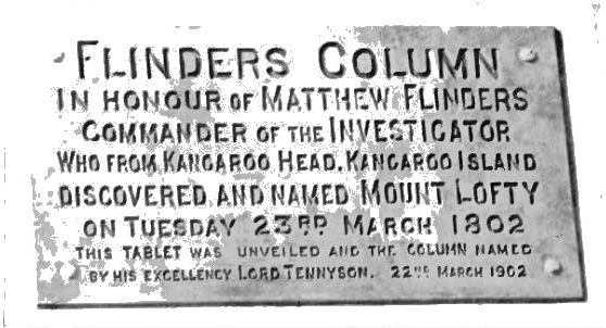 Page 115 memorial (The Life of Matthew Flinders).jpg