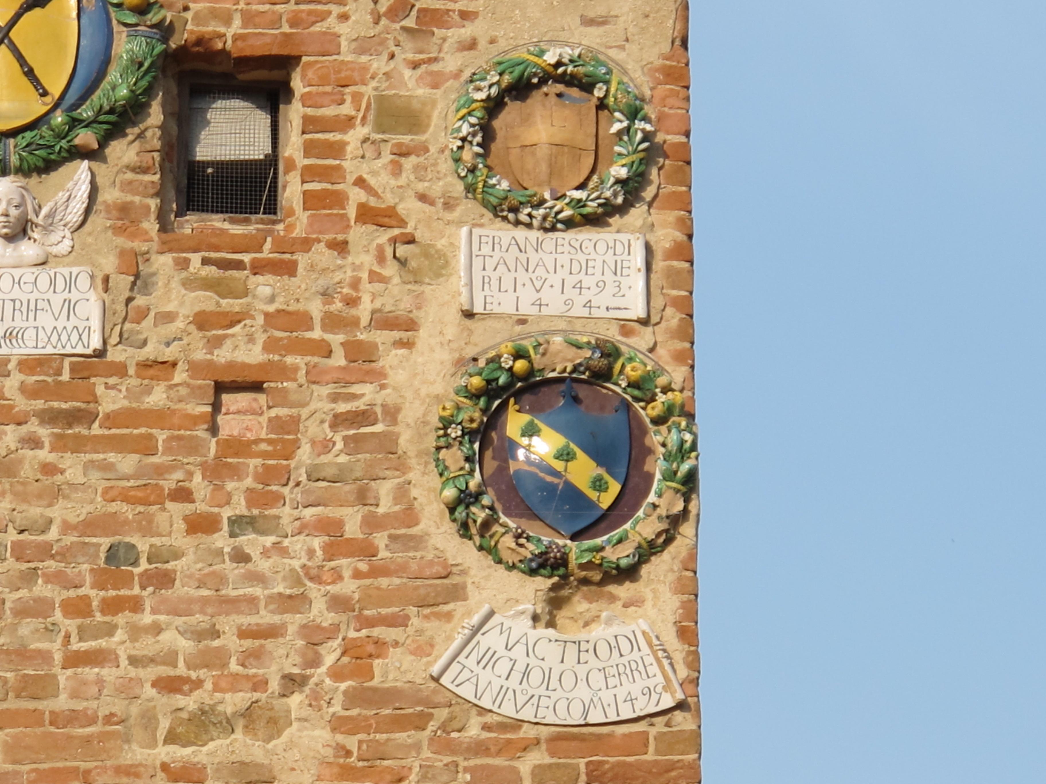 Palazzo vicariale di certaldo, facciata 04.JPG