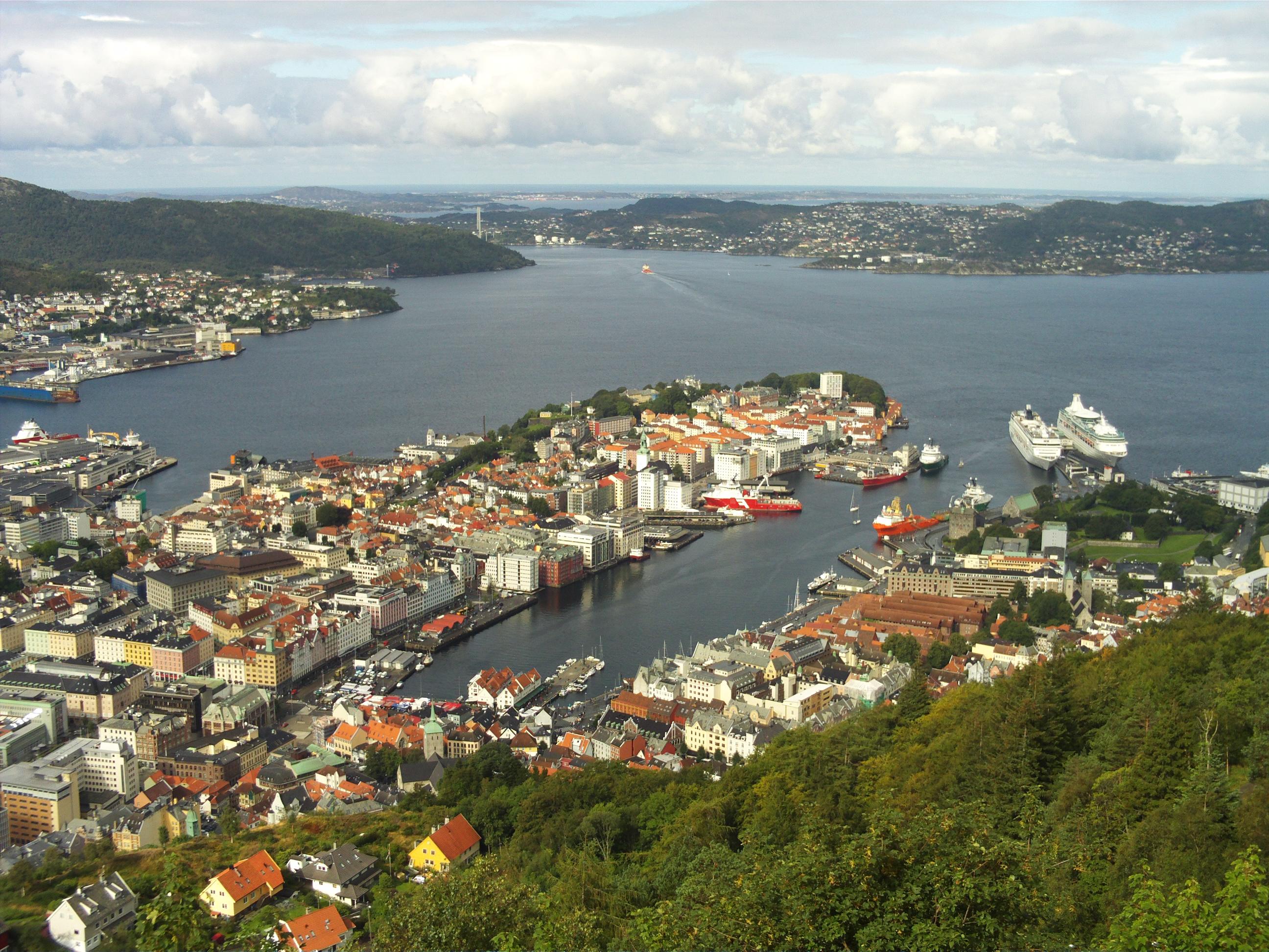 gratis Bergen