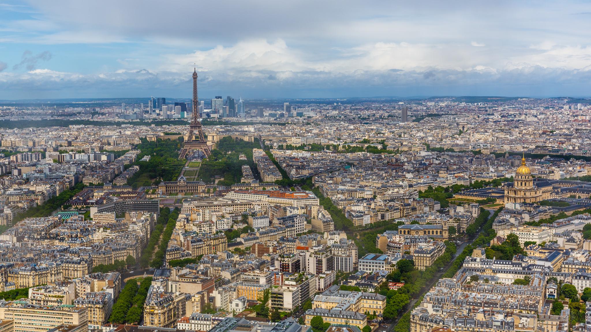 Afbeeldingsresultaat voor vue tour mont parnasse
