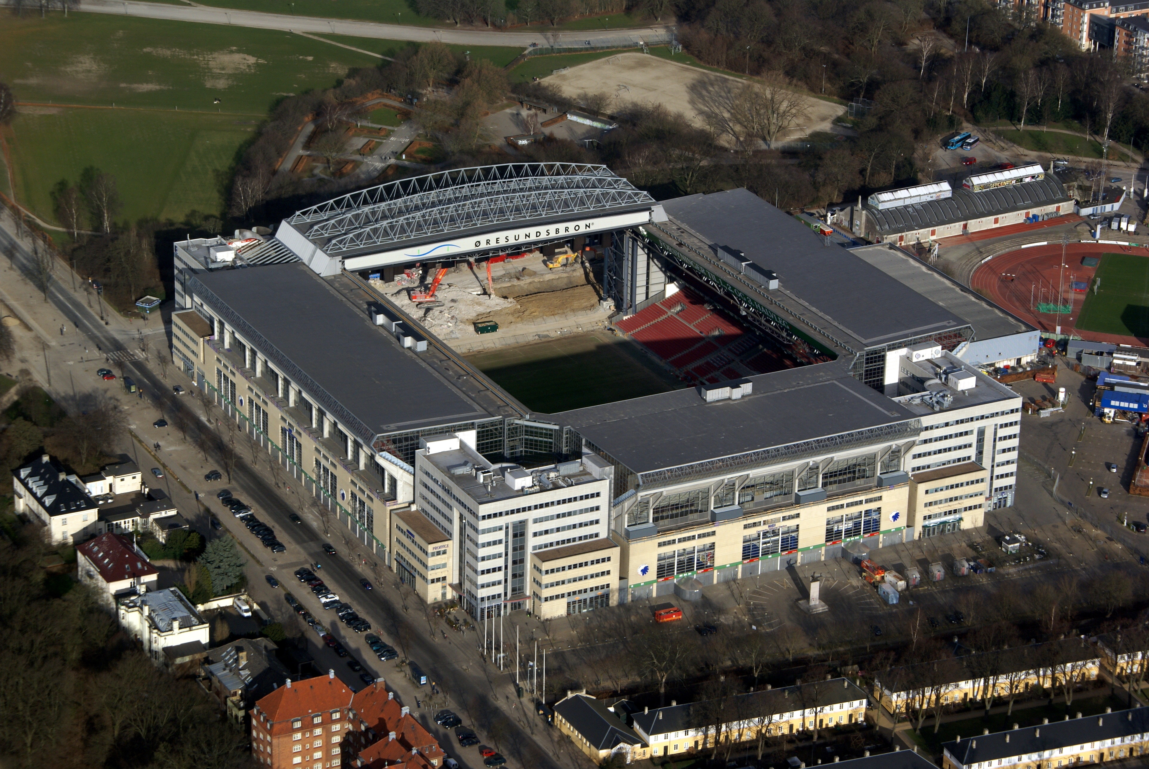 """Resultado de imagen para parken stadion"""""""