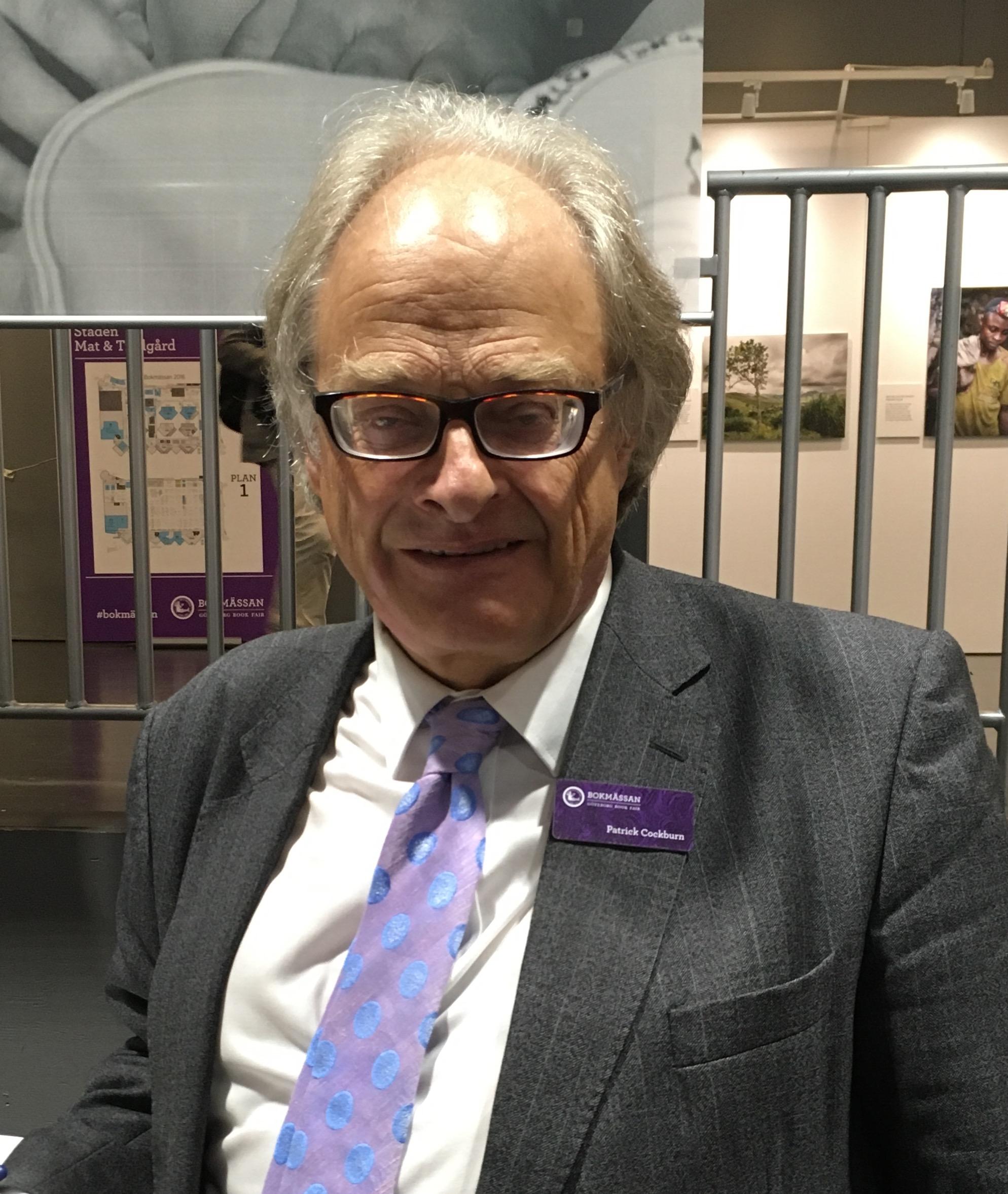 Patrick Cockburn (2015)