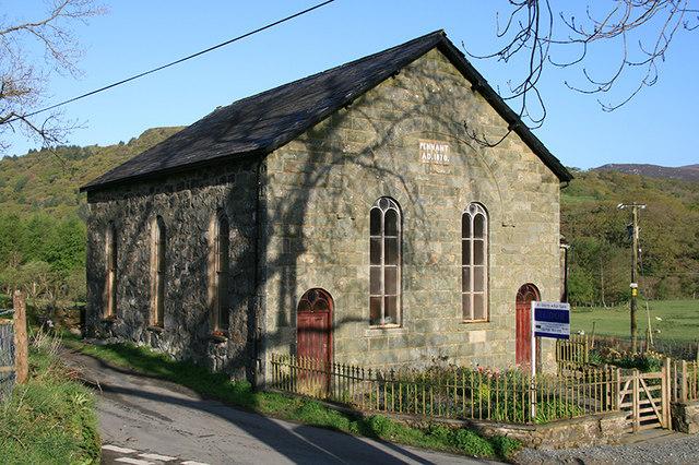 Pennant Chapel - geograph.org.uk - 1285988