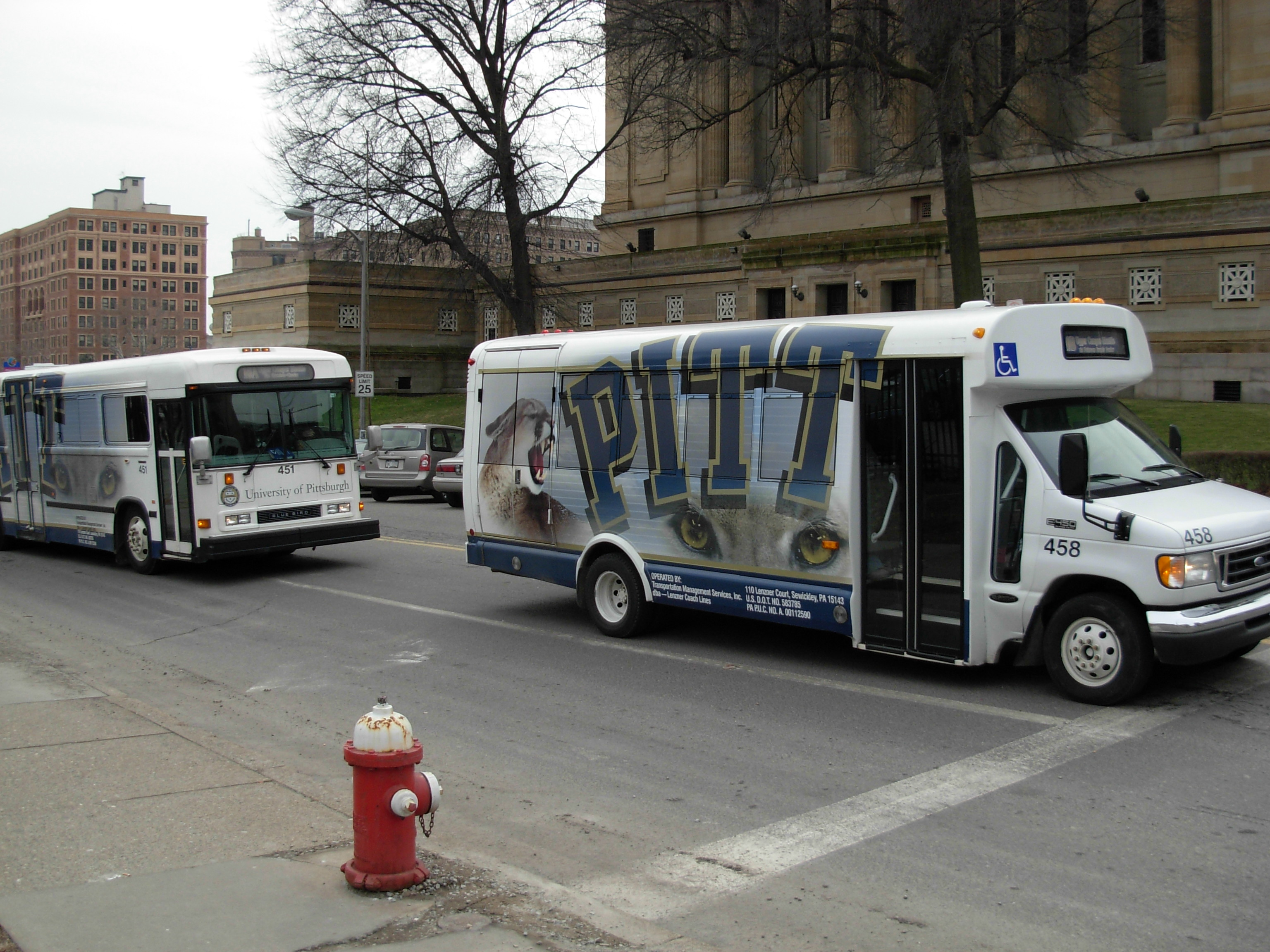 List Of Bus Routes In Pittsburgh