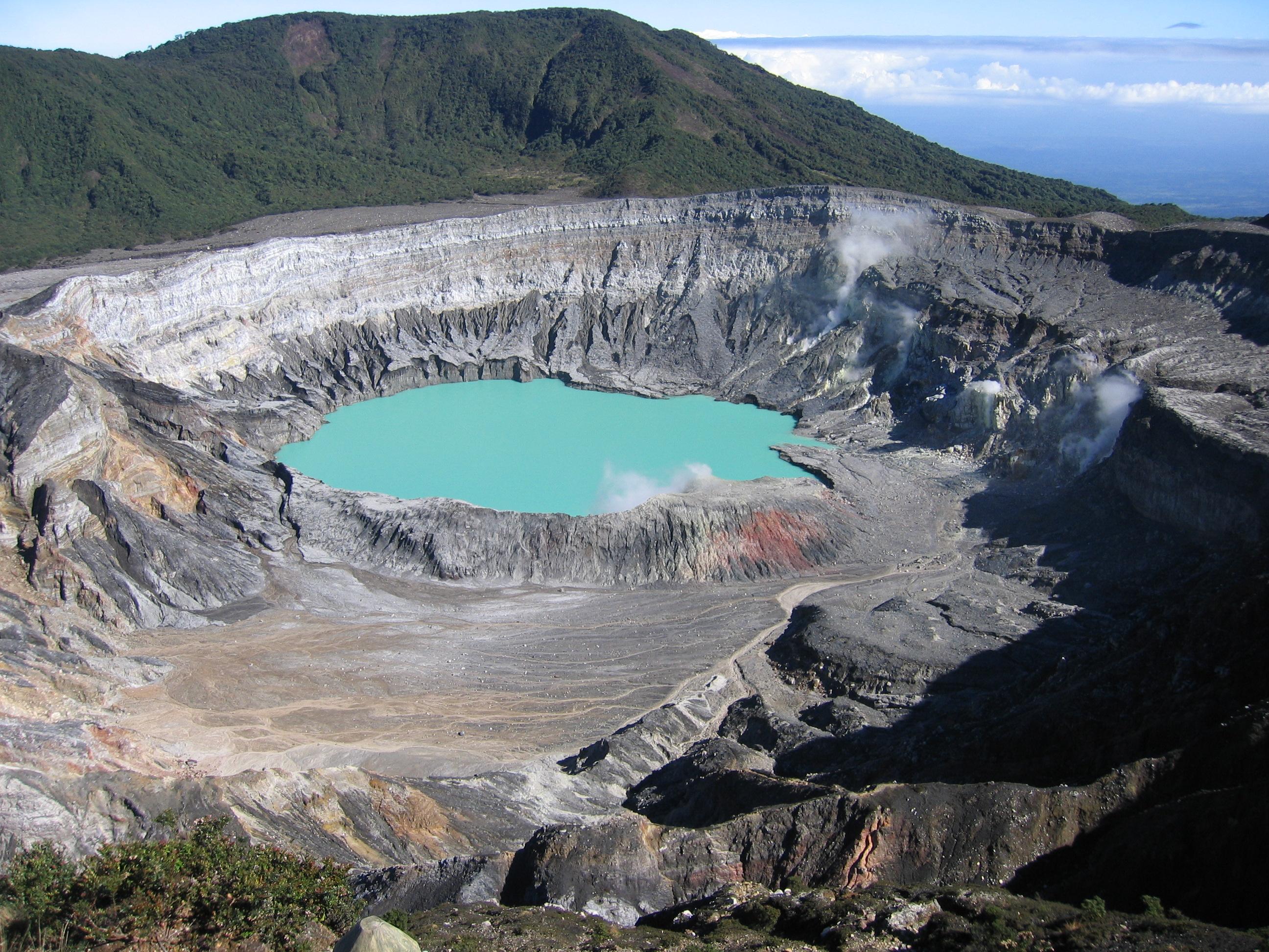 Poas Volcano Wikipedia