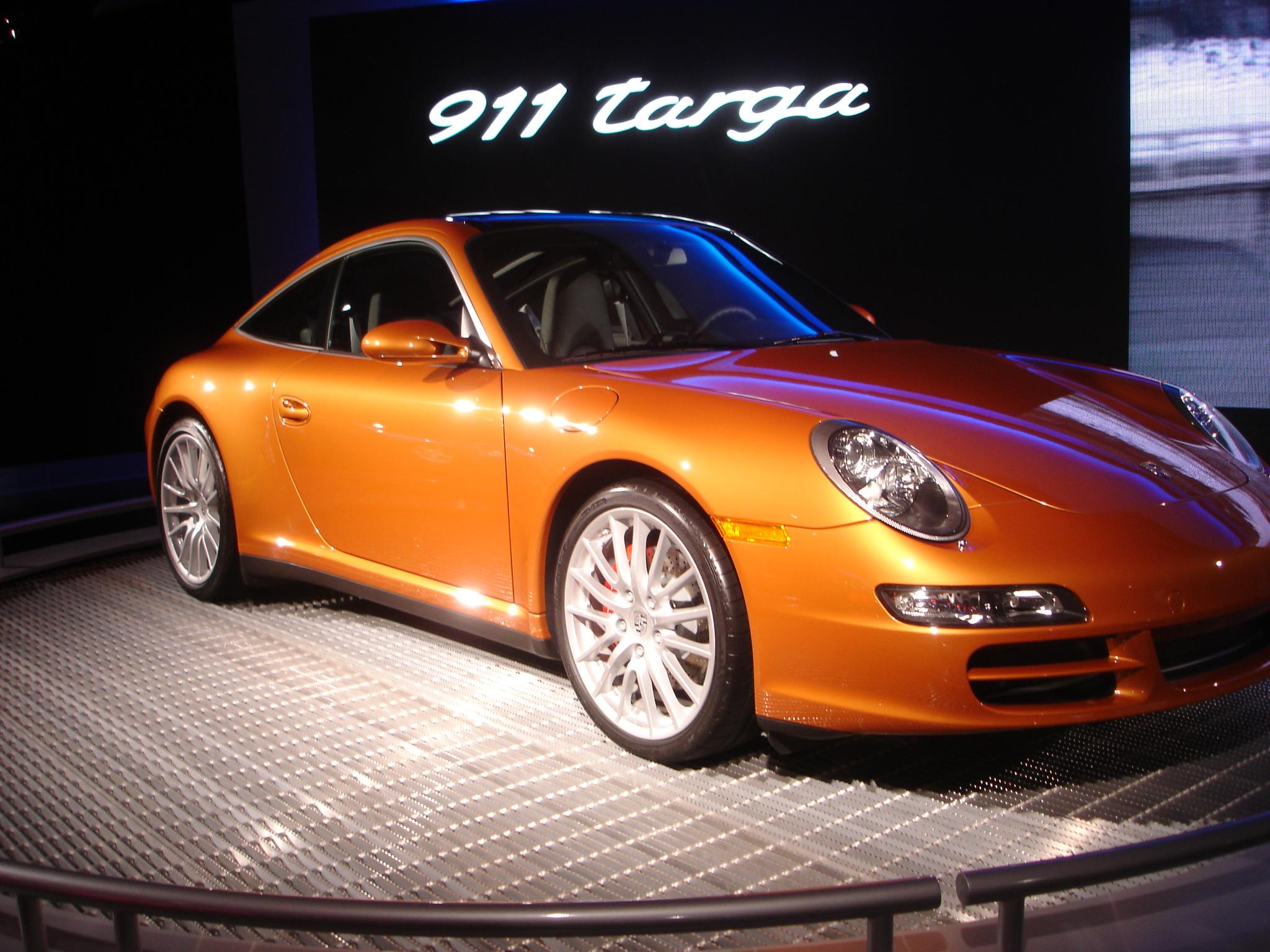2006 porsche 911 targa - photo #40