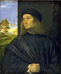 "[NPCs] ""Freund oder Feind?"" Portrait_of_Giovanni_Bellini_by_Titian"