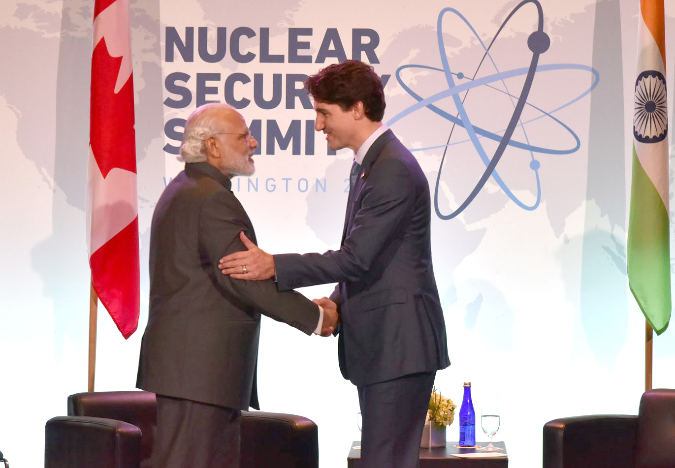 Fileprime Minister Narendra Modi Modi And Canadian Pm Justin  Fileprime Minister Narendra Modi Modi And Canadian Pm Justin Trudeau Meet  In Washington Argumentative Essay Thesis Statement also Essay Topics High School  Example Of An Essay Proposal