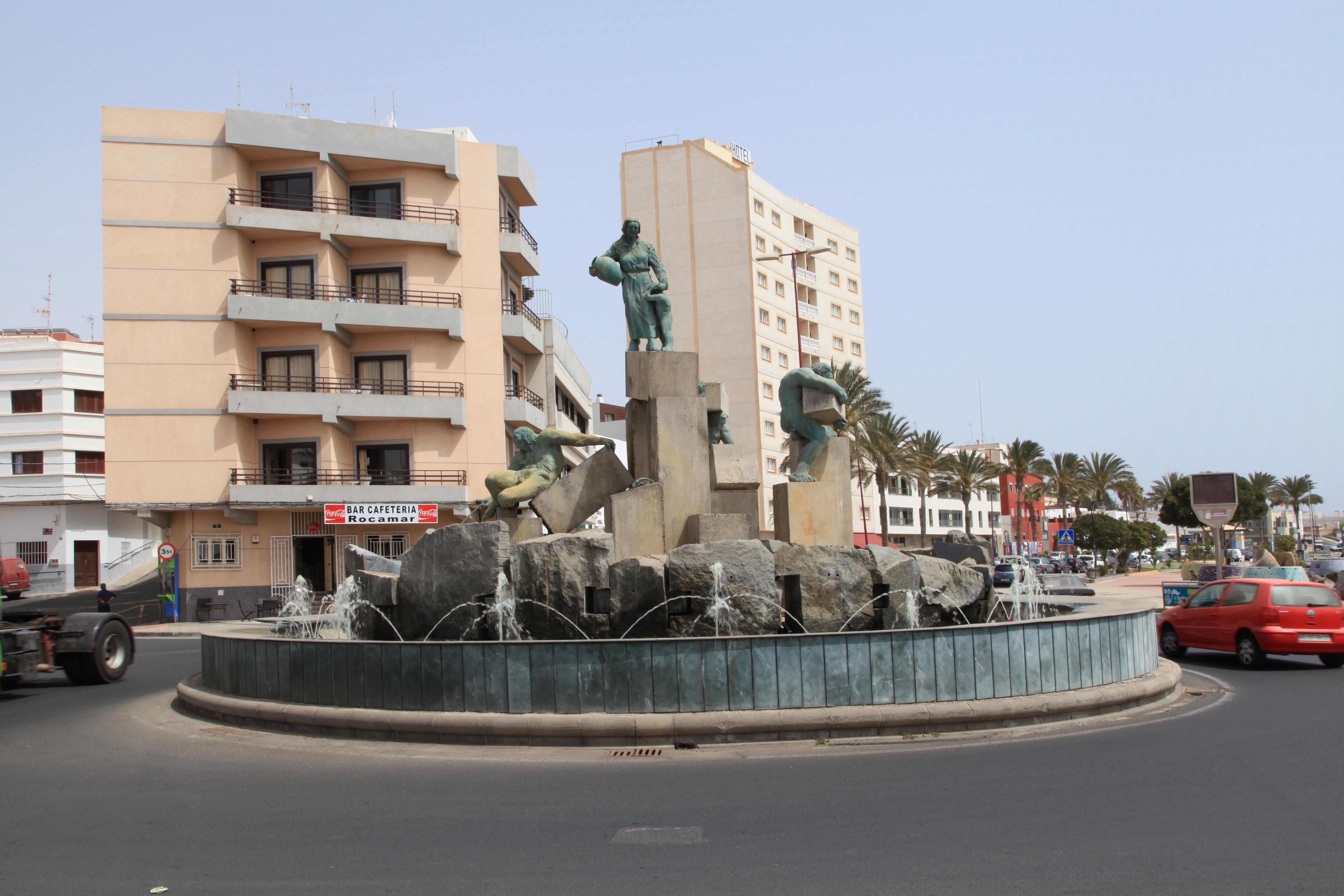 puerto rosario fuerteventura