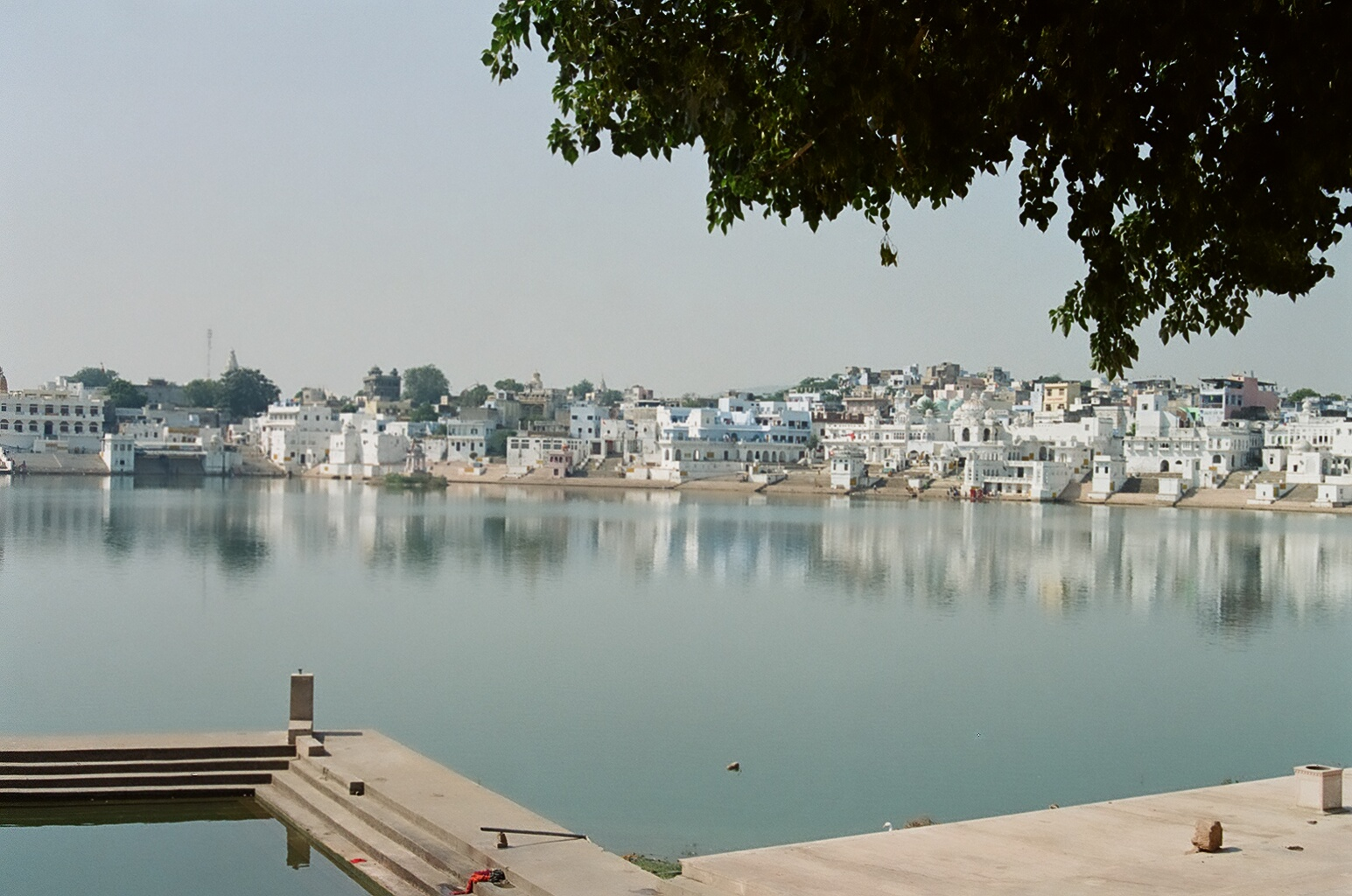 Pushkar India  City pictures : Description Pushkar Lake, India
