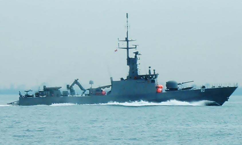 Fearless-class patrol vessel - Wikipedia