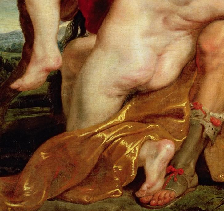 Изнасилования у Рубенса, выпуск №1: «Дочери Левкиппа»