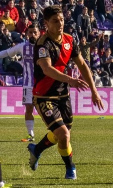 Real Valladolid - Rayo Vallecano 2019-01-05 36 (cropped) 2.jpg