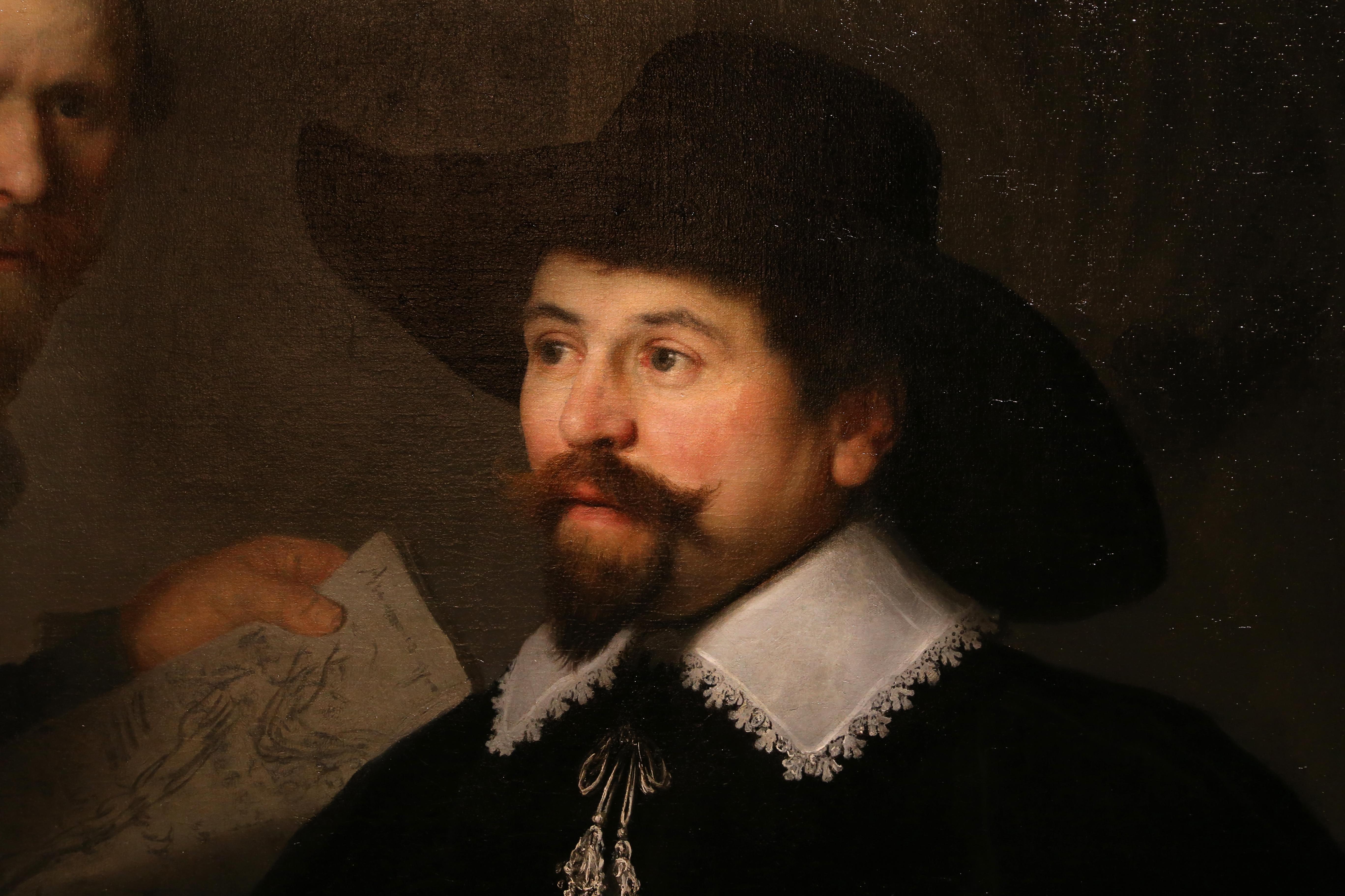 File:Rembrandt, la lezione di anatomia del dottor tulp, 1632, 07.jpg ...