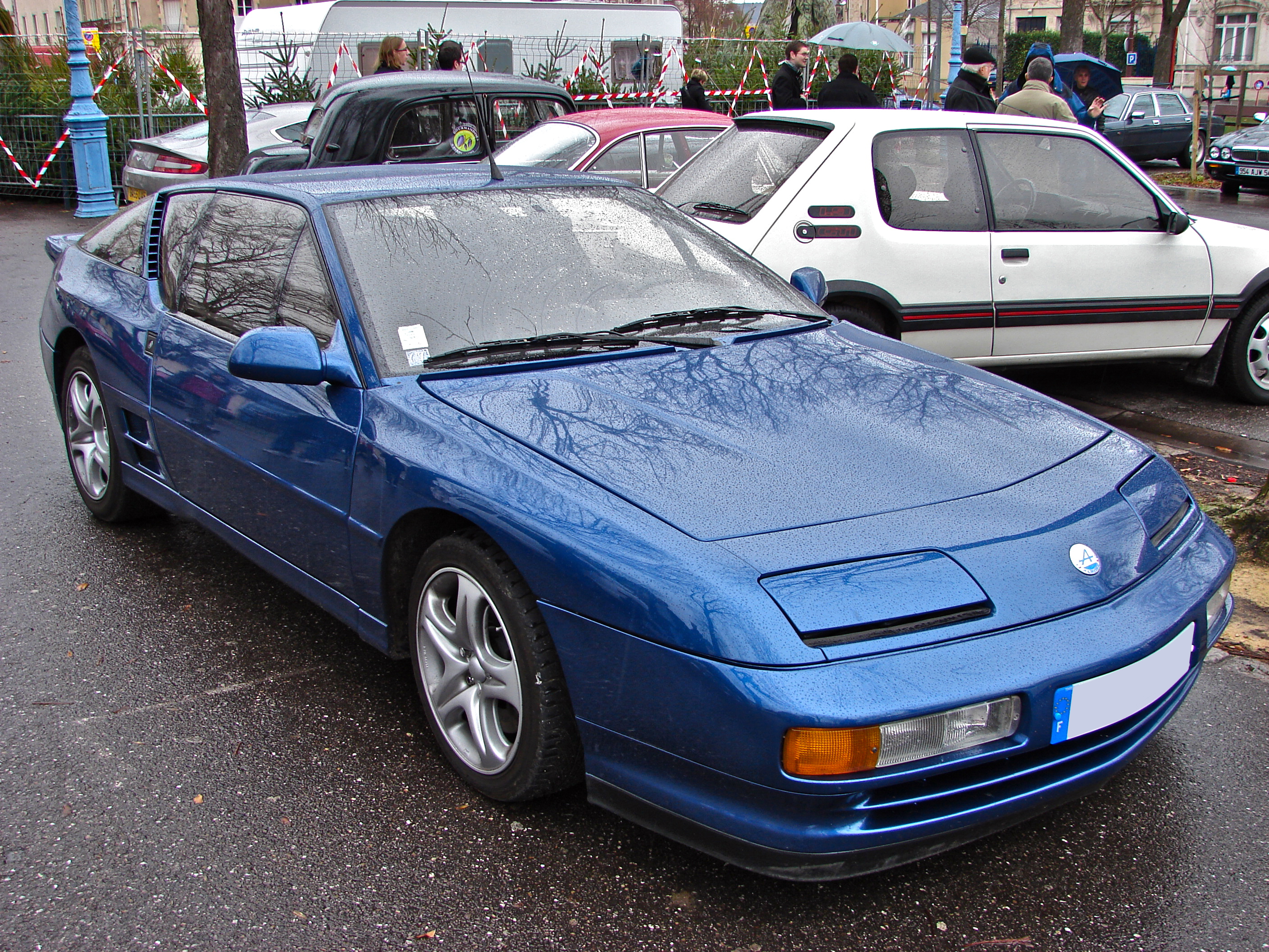 file renault alpine a610 turbo flickr alexandre pr wikimedia commons. Black Bedroom Furniture Sets. Home Design Ideas