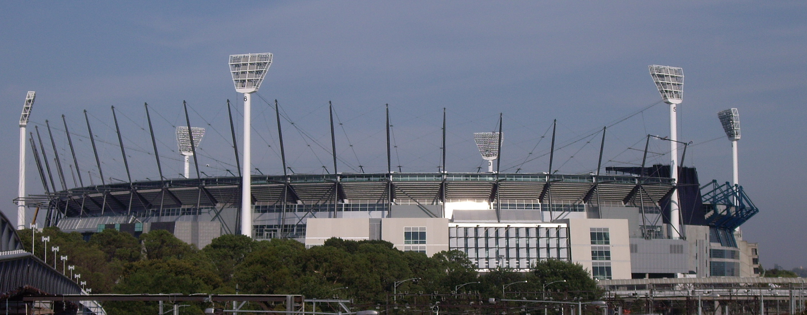 Renovated MCG for Commonwealth Games.jpg Melbourne Cricket Ground - fully renovated in time for the Commonwealth Games Date February 2006