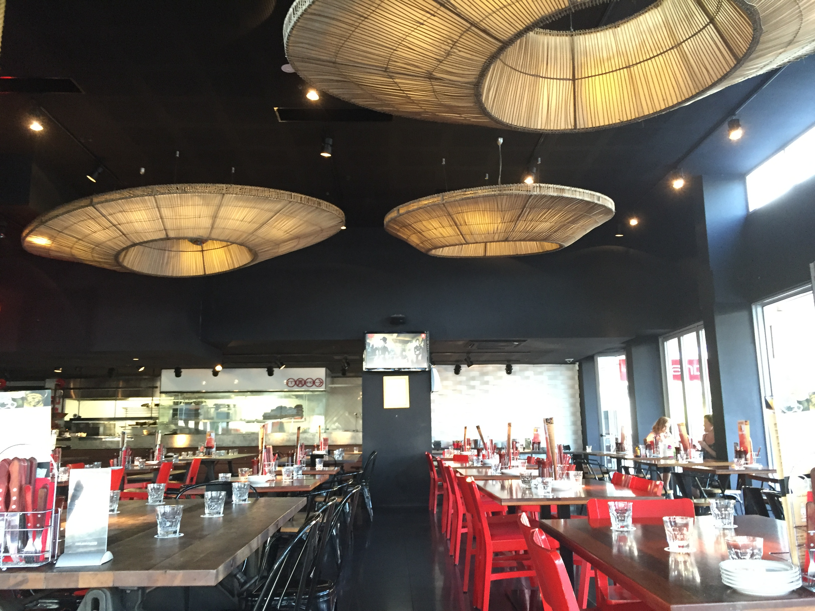 File restaurant interior at palmer street townsville