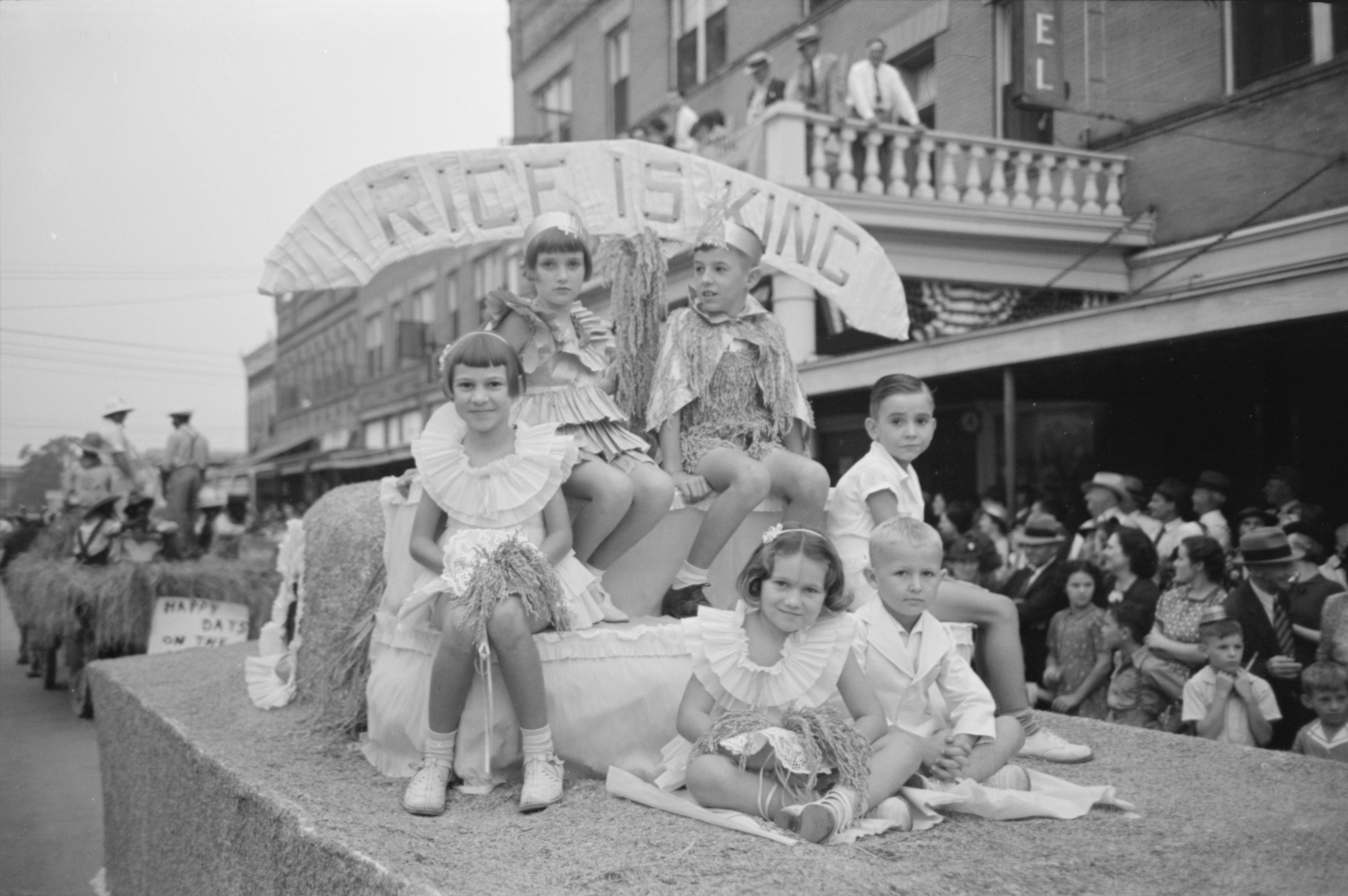 RiceIsKingCrowley1938