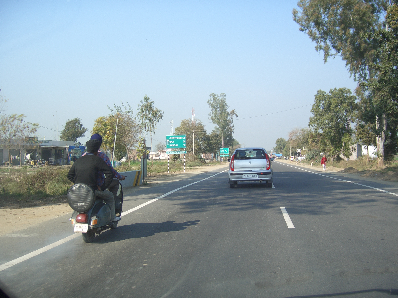 File:Roads in Punjab India.jpg - Wikimedia Commons