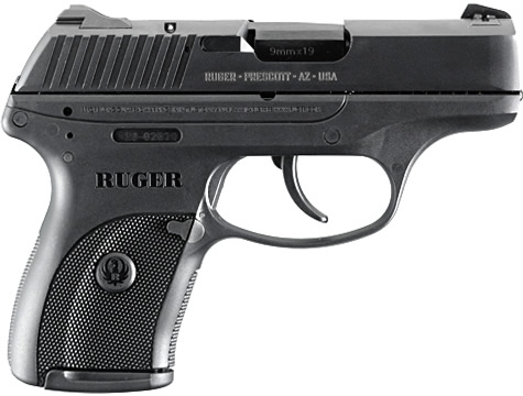 Ruger LC9 - Wikipedia