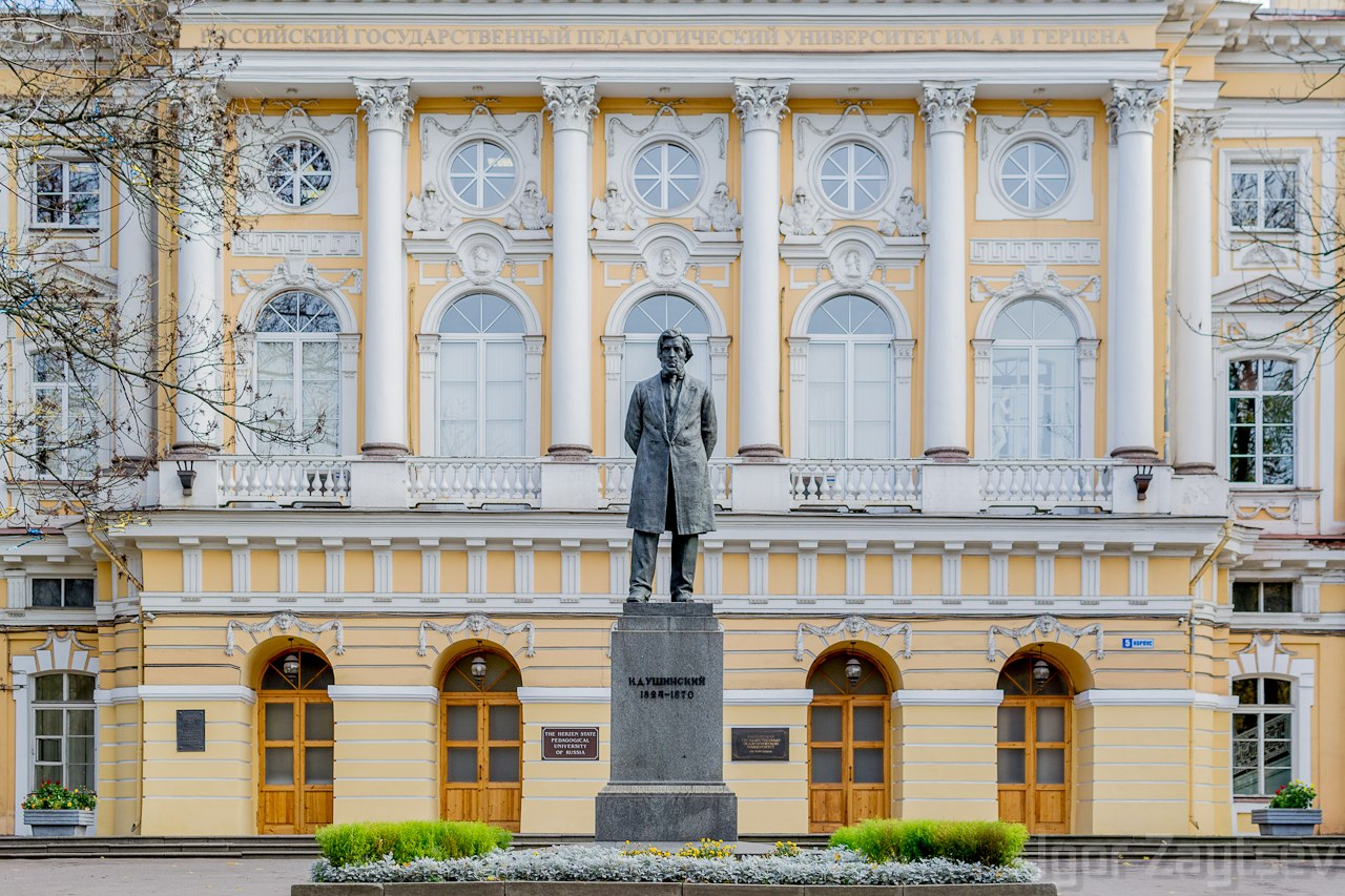 РГПУ им. Герцена отреагировал на просьбу прекратить продажу алкоголя