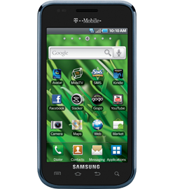 English: Photo of Samsung Vibrant