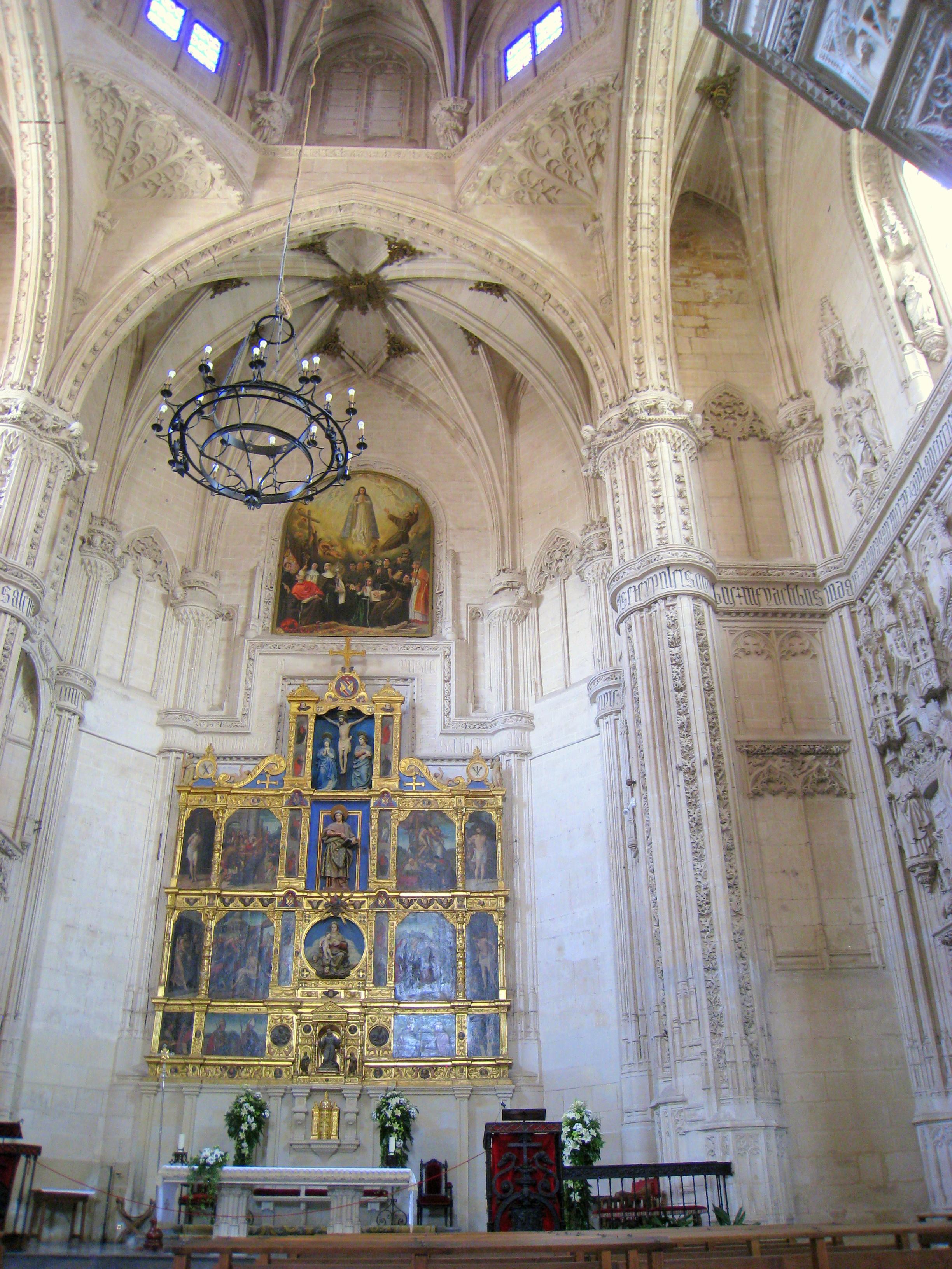 File:San Juan de los Reyes - Toledo, Spain - 04.JPG ...