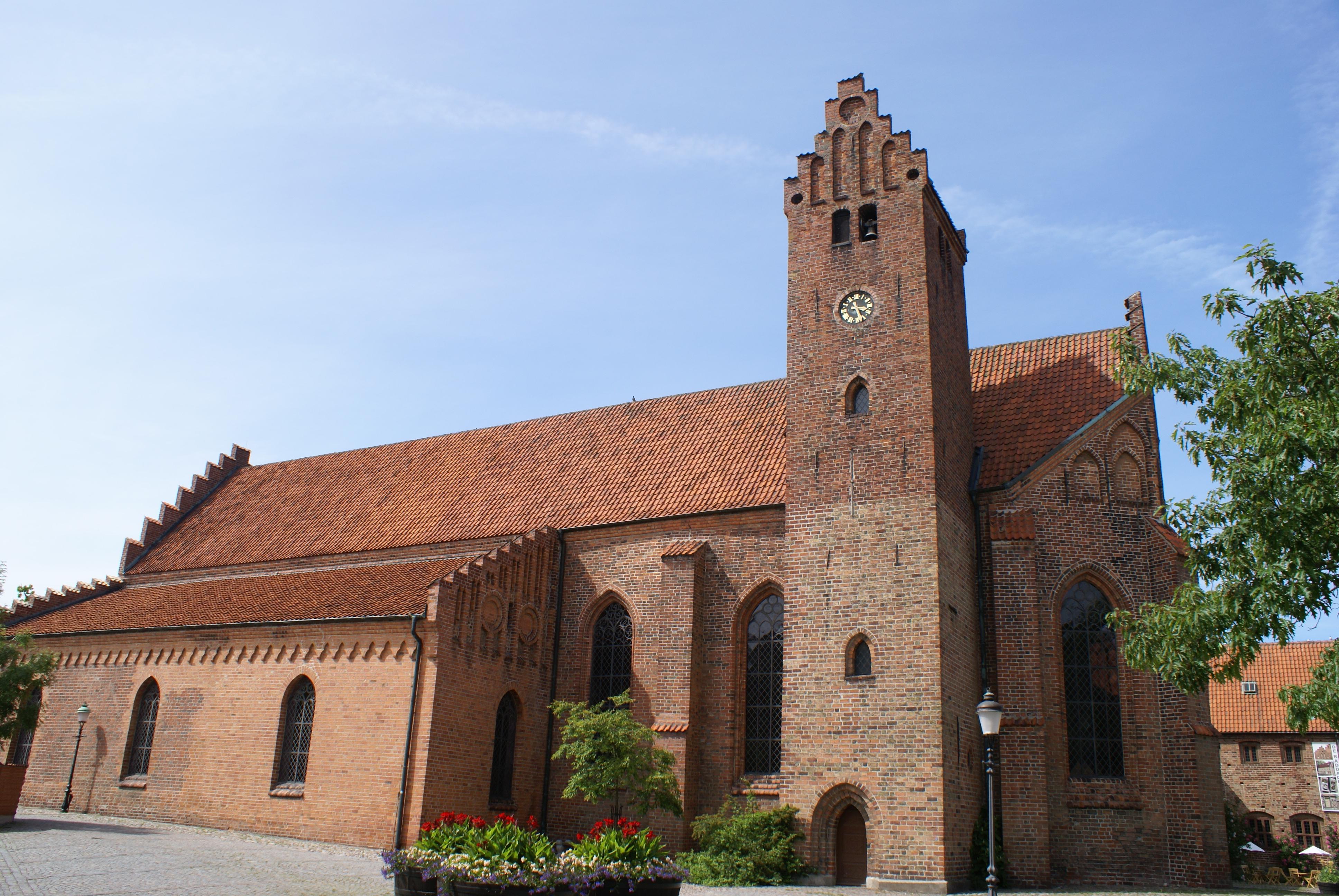 Bild av Sankt Petri kyrka