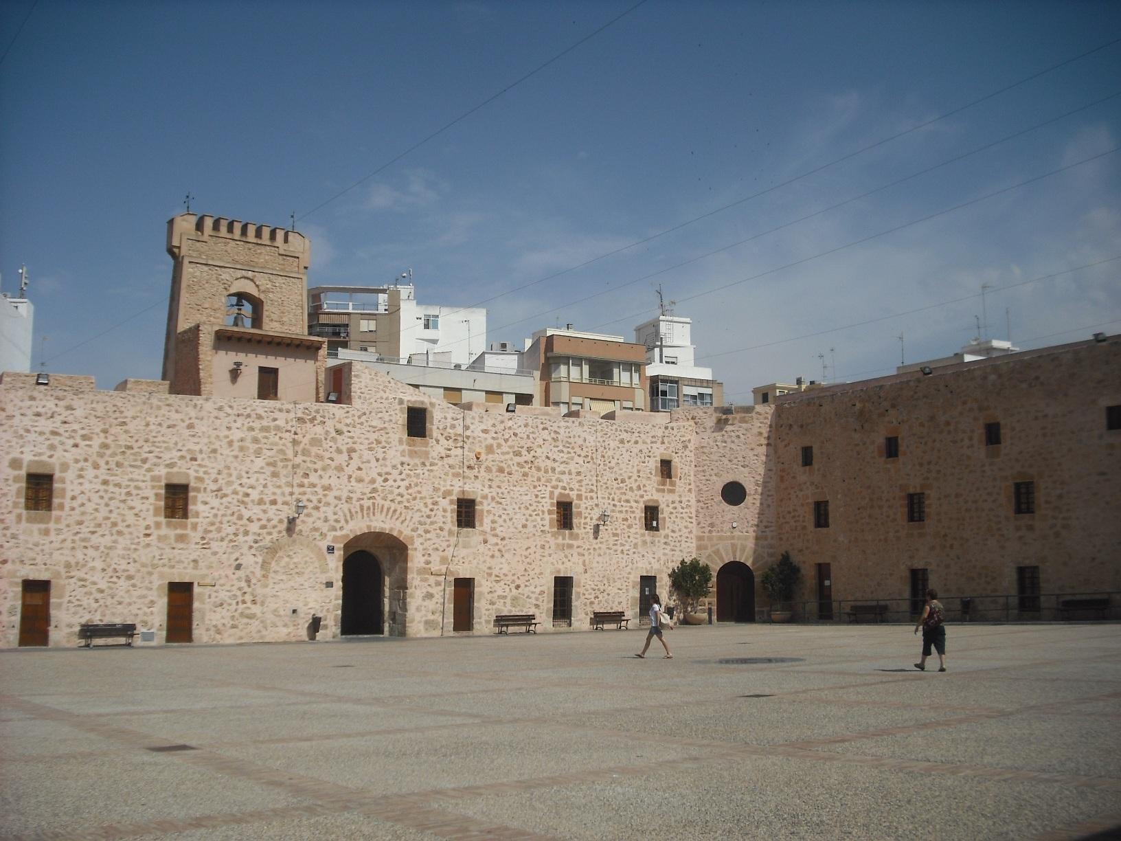 Castillo-Fortaleza de Santa Pola