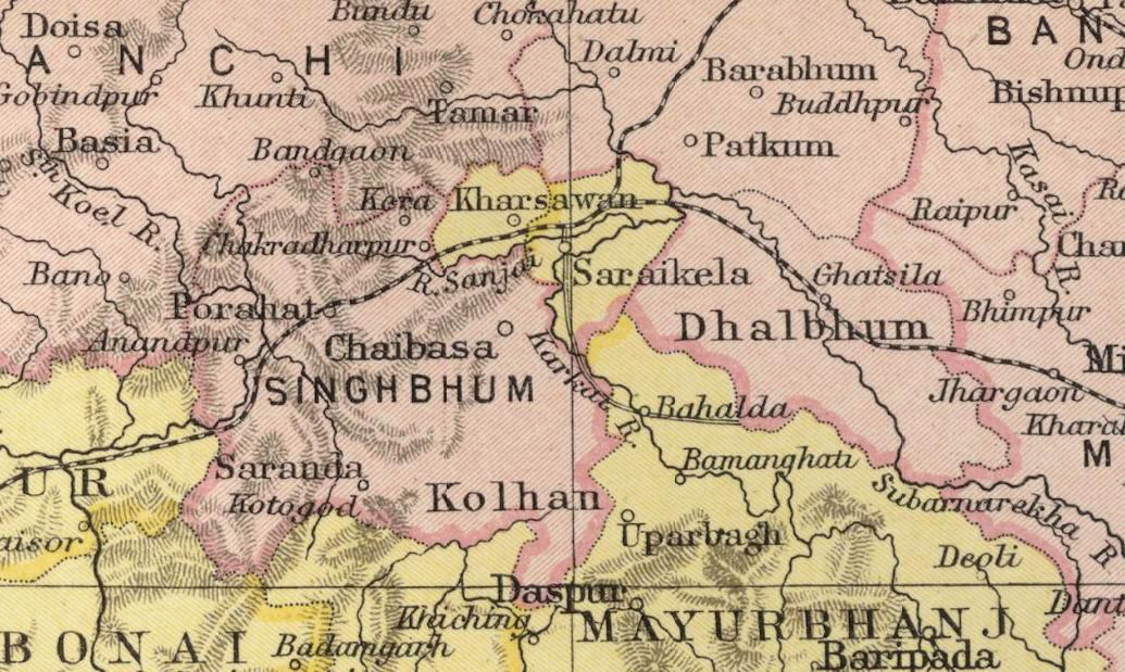 Dhalbhum - Wikipedia