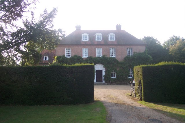 Sprivers House - geograph.org.uk - 1517021