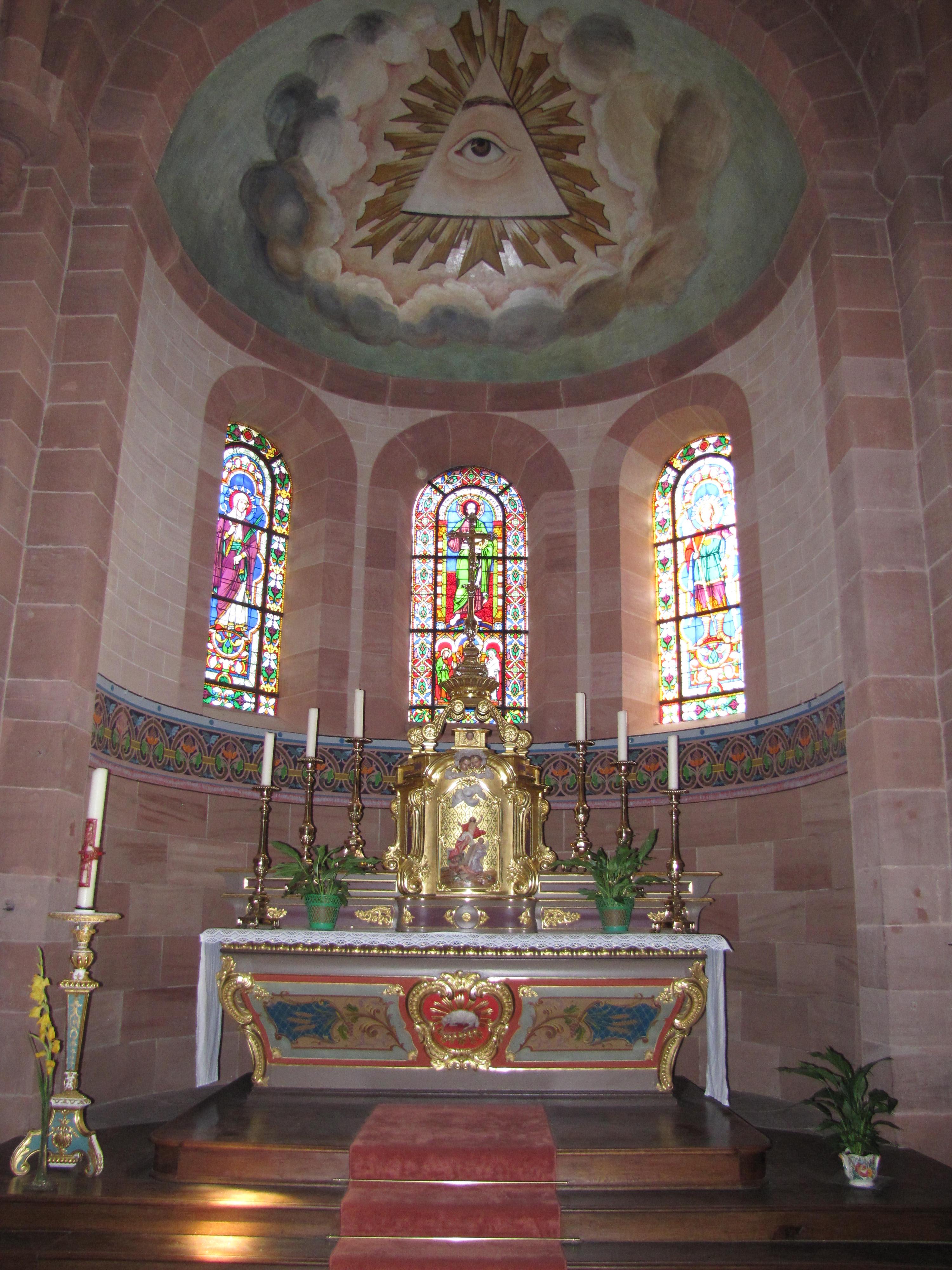 The all seeing eye sacred origins of a hijacked symbol stjeanbaptisteallseeingeye dhlflorist Choice Image