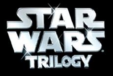 Français : Logo de la trilogie original de Sta...