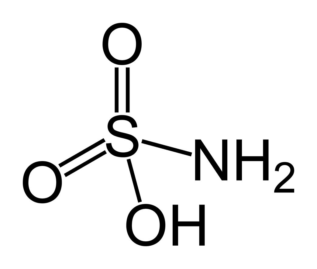 amidosulpuric acid Sulfamic acid cas no5329-14-6 1 product identification synonyms: amidosulfonic acid amidosulfuric acid aminosulfonic acid sulfamidic acid cas no: 5329-14-6.
