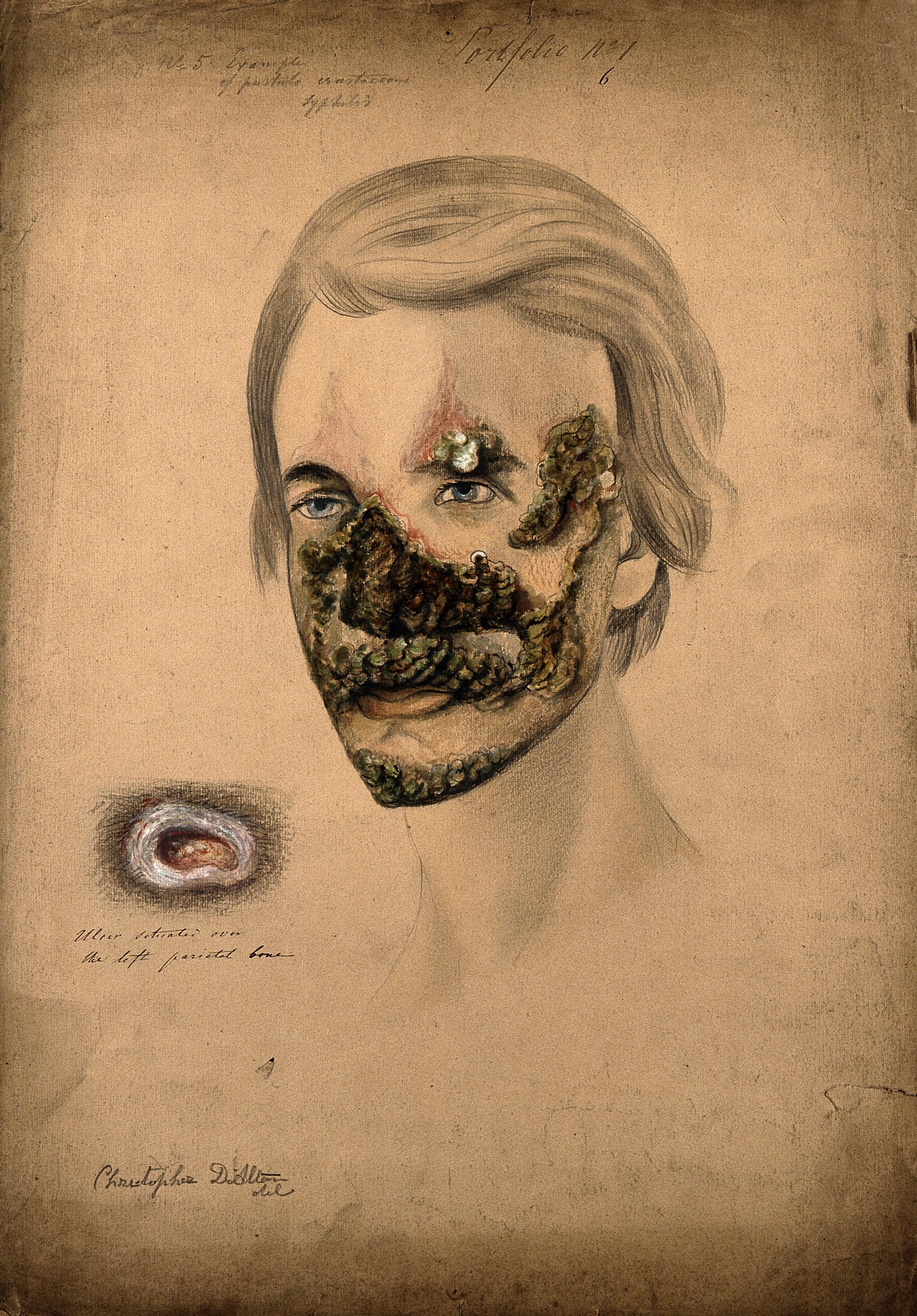 metadata for facial images