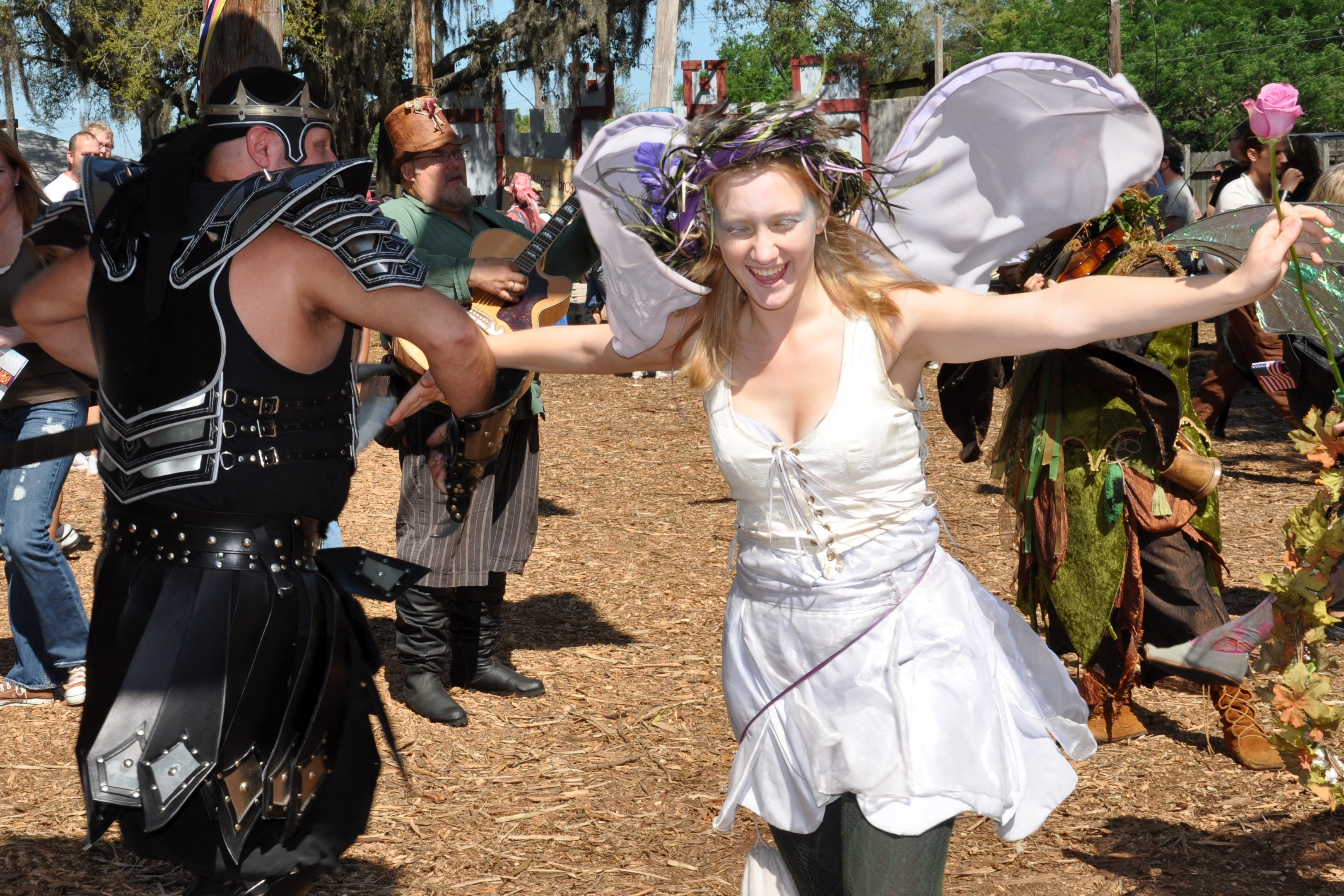 The Bay Area Renaissance Festival. Take a time-travel adventure into the 16th century at the annual Bay Area Renaissance Festival! Join our Queen in a jubilee! Journey back in time as more than merchants contribute to the atmosphere of this charming 16th century village.