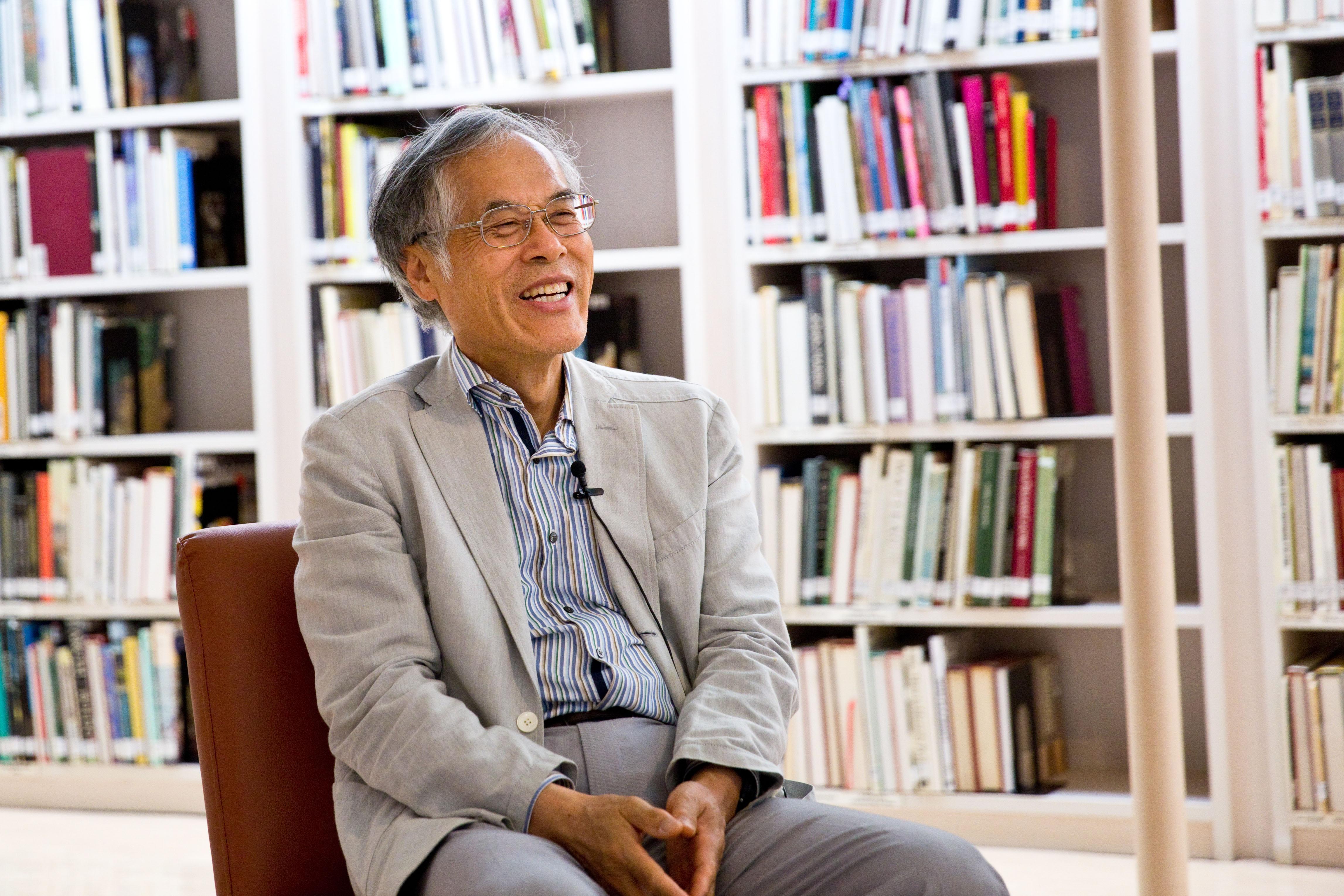 Fujimori in 2014