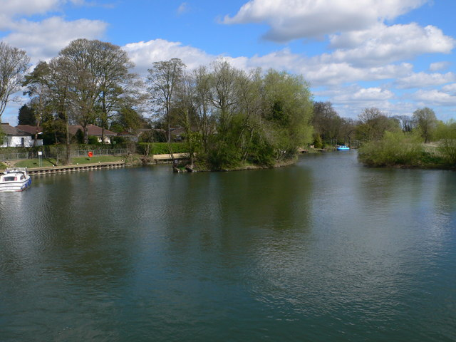 The Great River Ouse, St Neots - geograph.org.uk - 1260311
